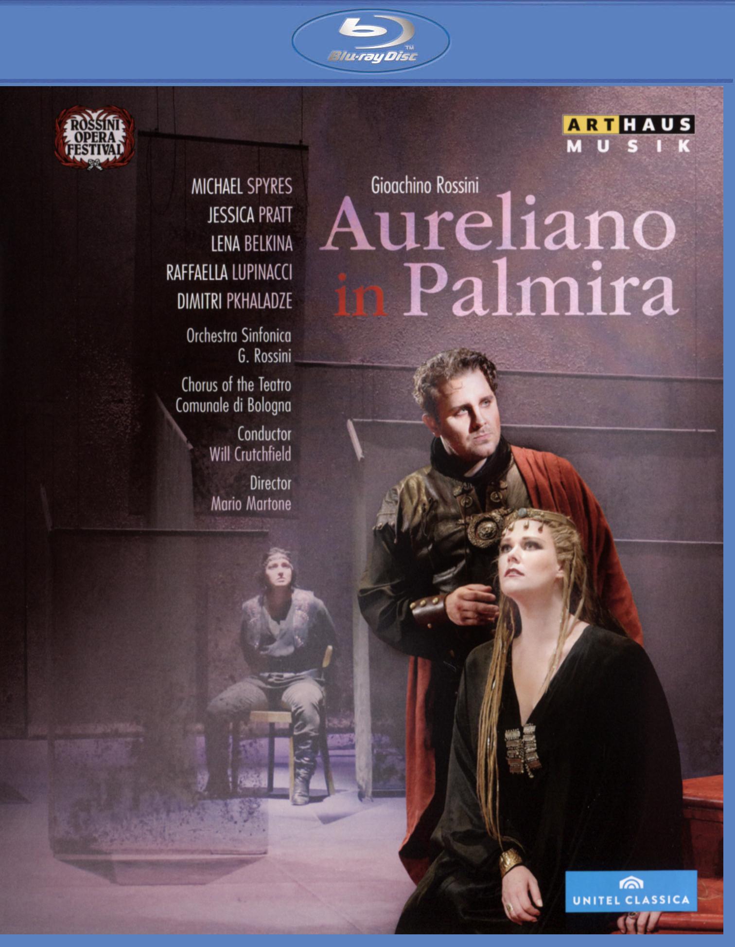 Aureliano in Palmira (Rossini Opera Festival)