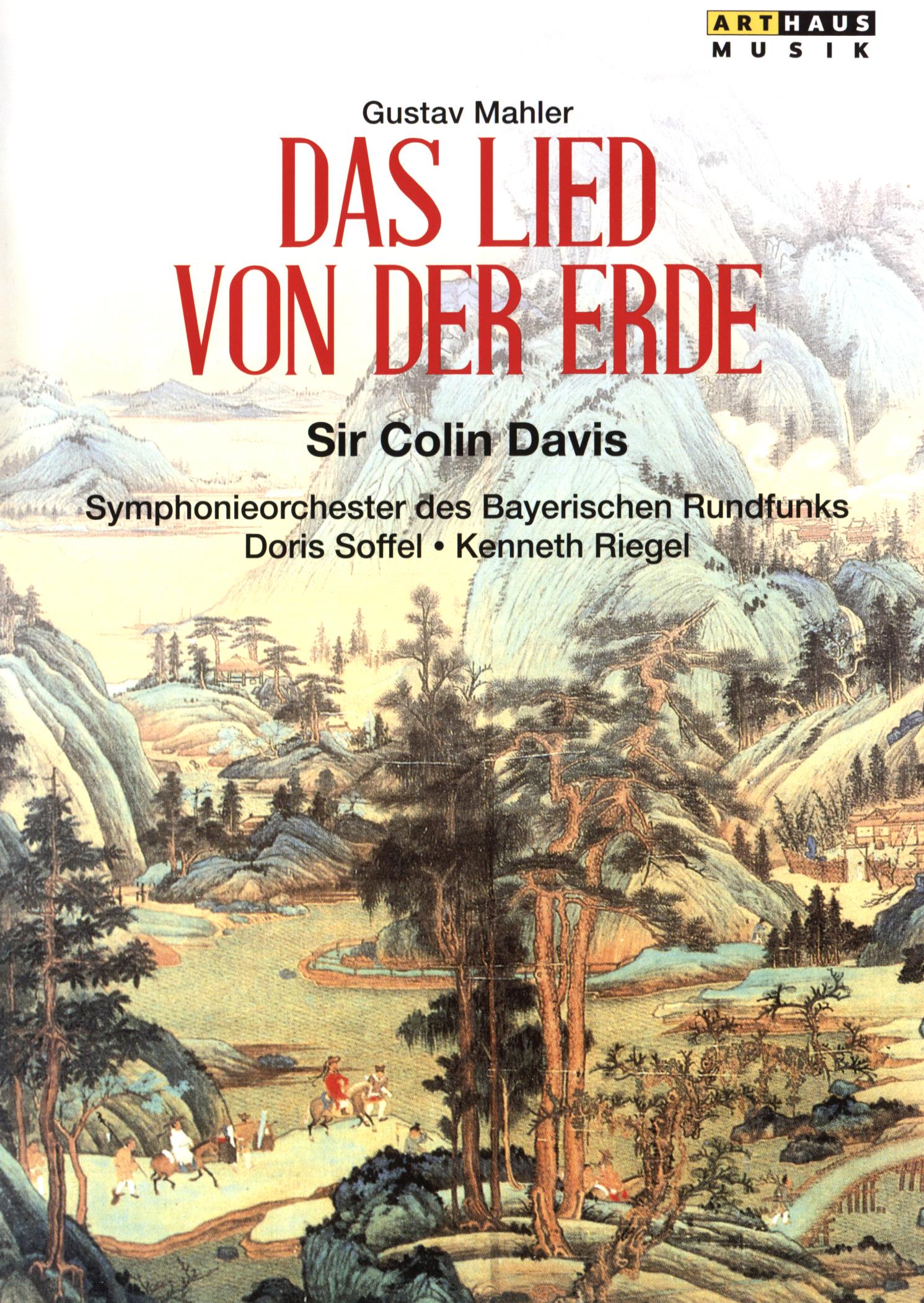 Sir Colin Davis: Gustav Mahler - Das Lied von der Erde