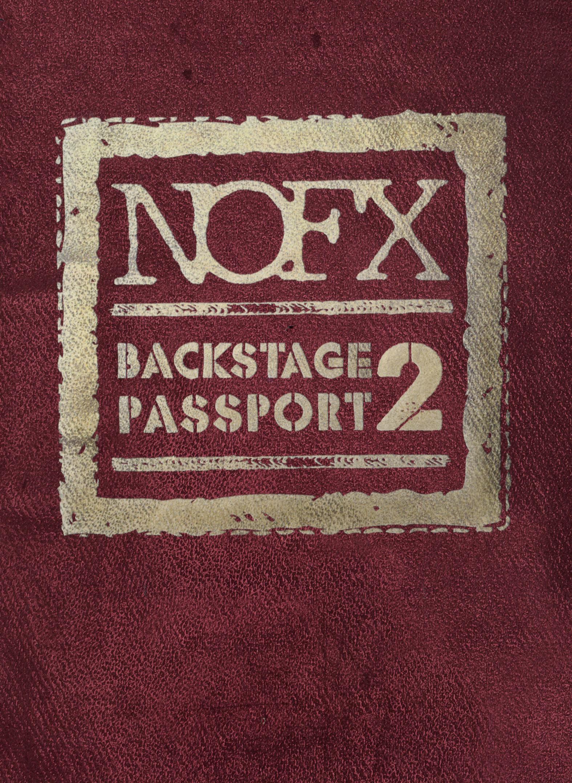 NOFX: Backstage Passport 2