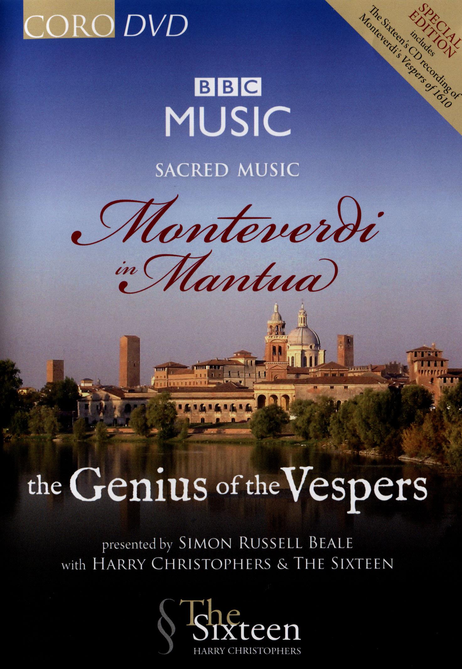 Sacred Music: Monteverdi in Mantua - The Genius of the Vespers