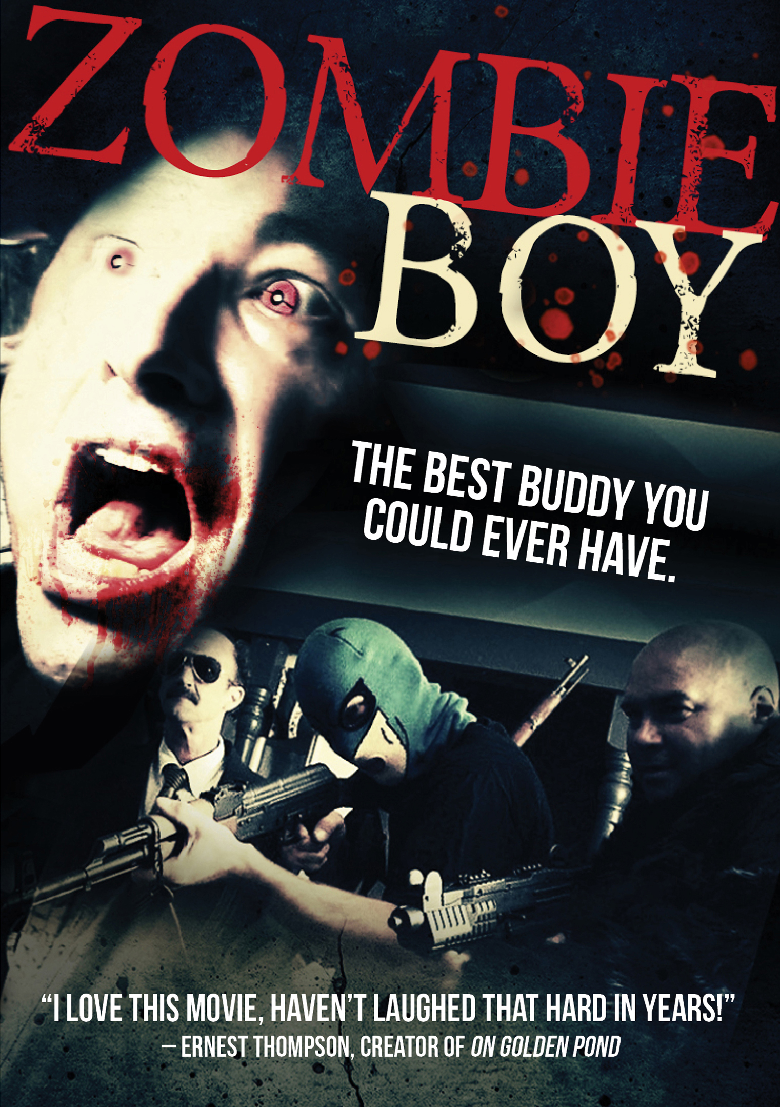Zombie Boy