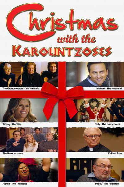 Christmas with the Karountzoses