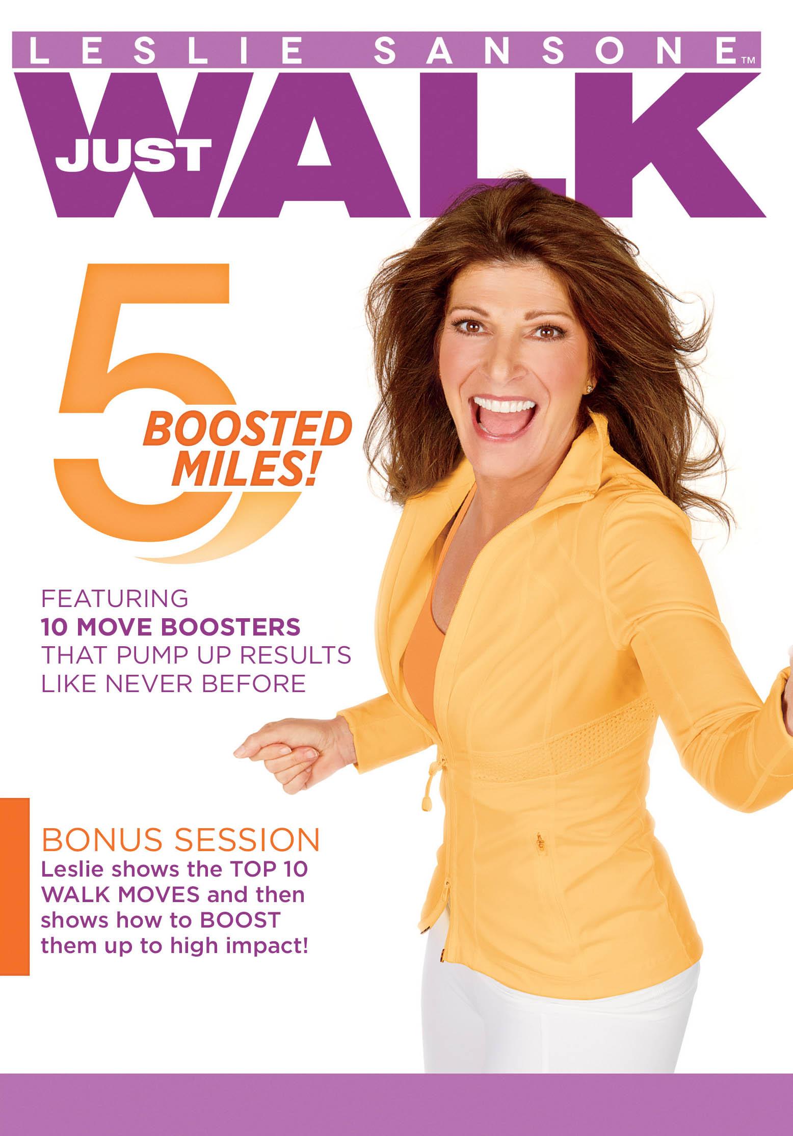 Leslie Sansone: Just Walk - 5 Boosted Miles!