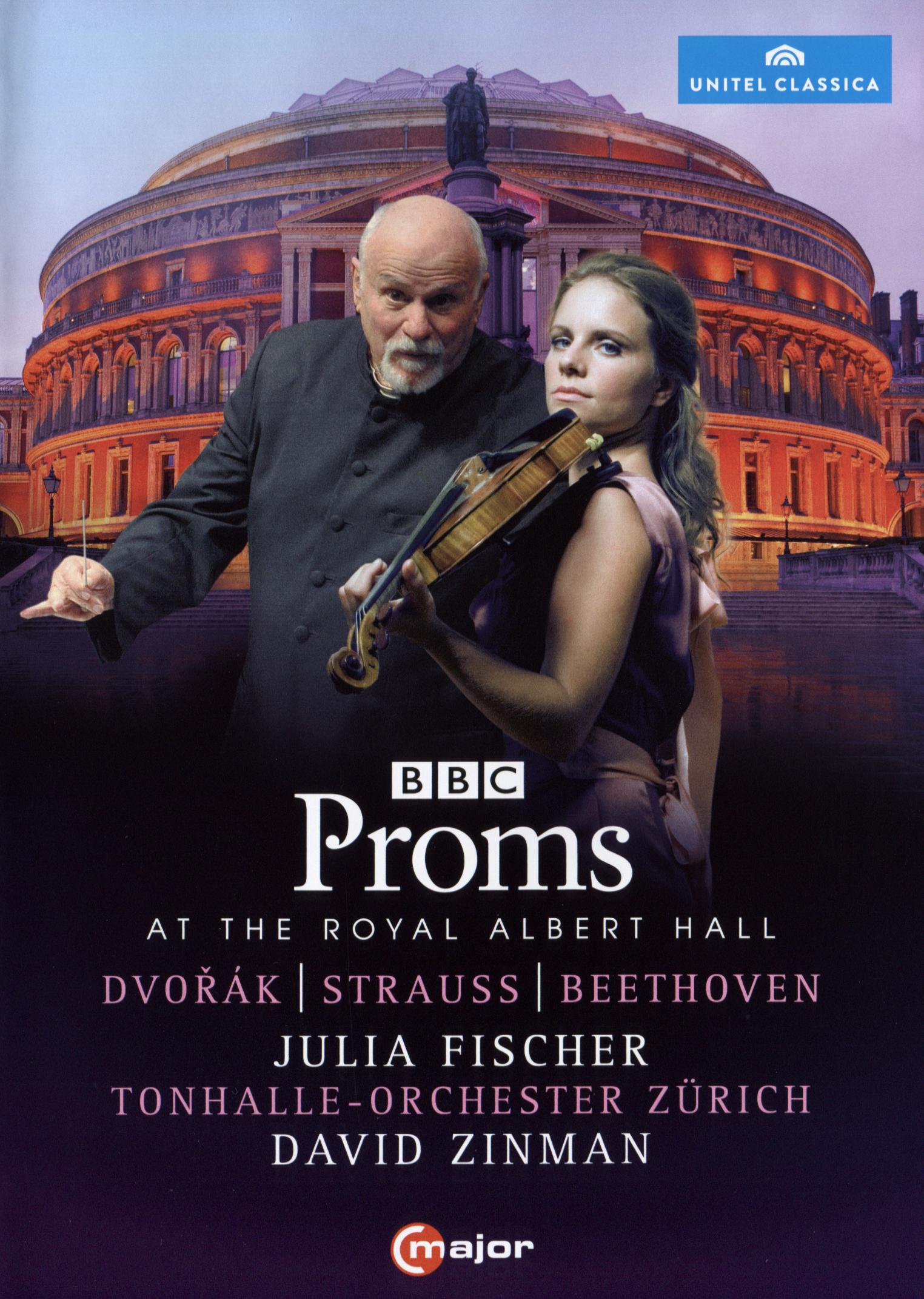 Julia Fischer: At the BBC Proms