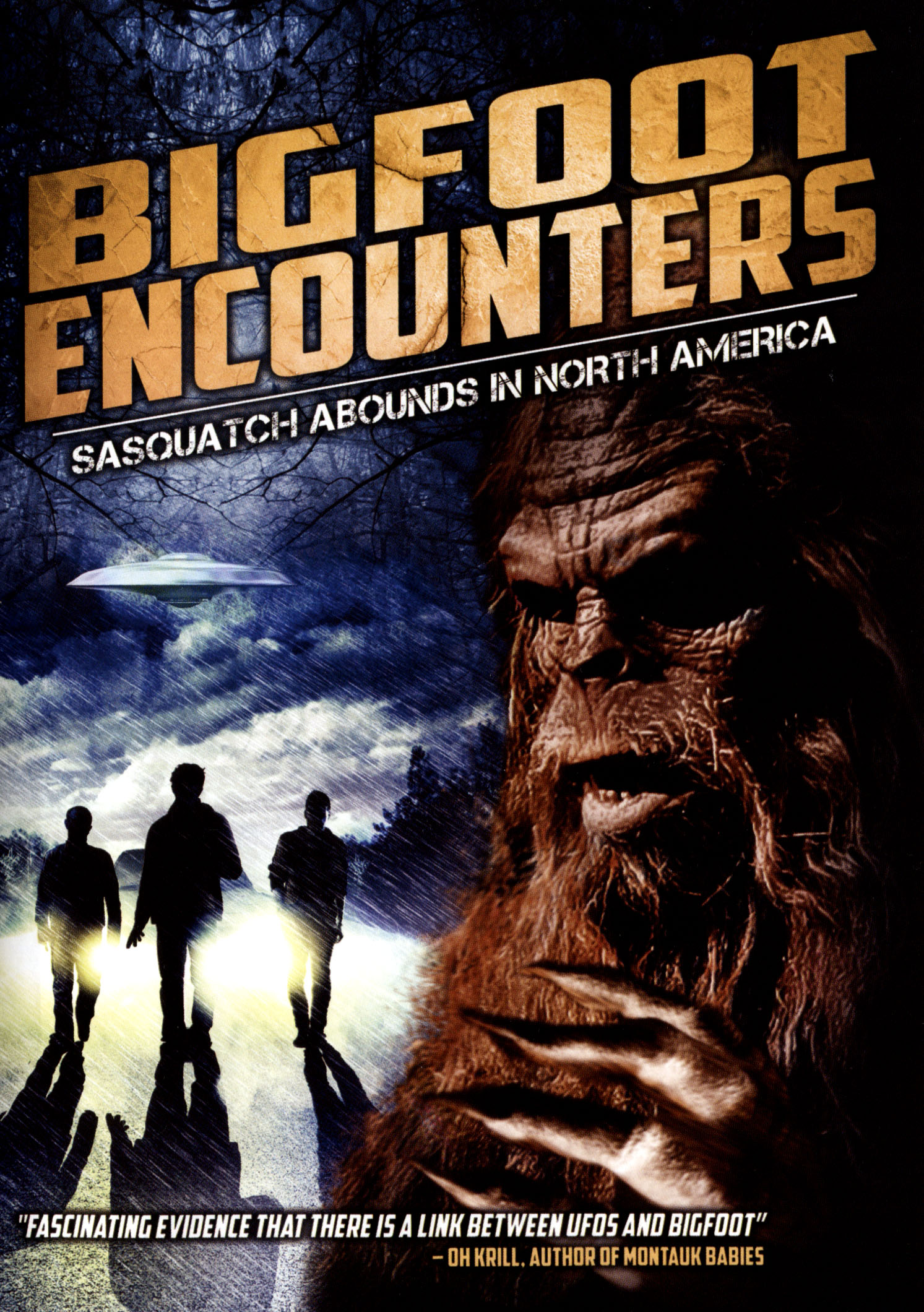Bigfoot Encounters: Sasquatch Abounds in North America