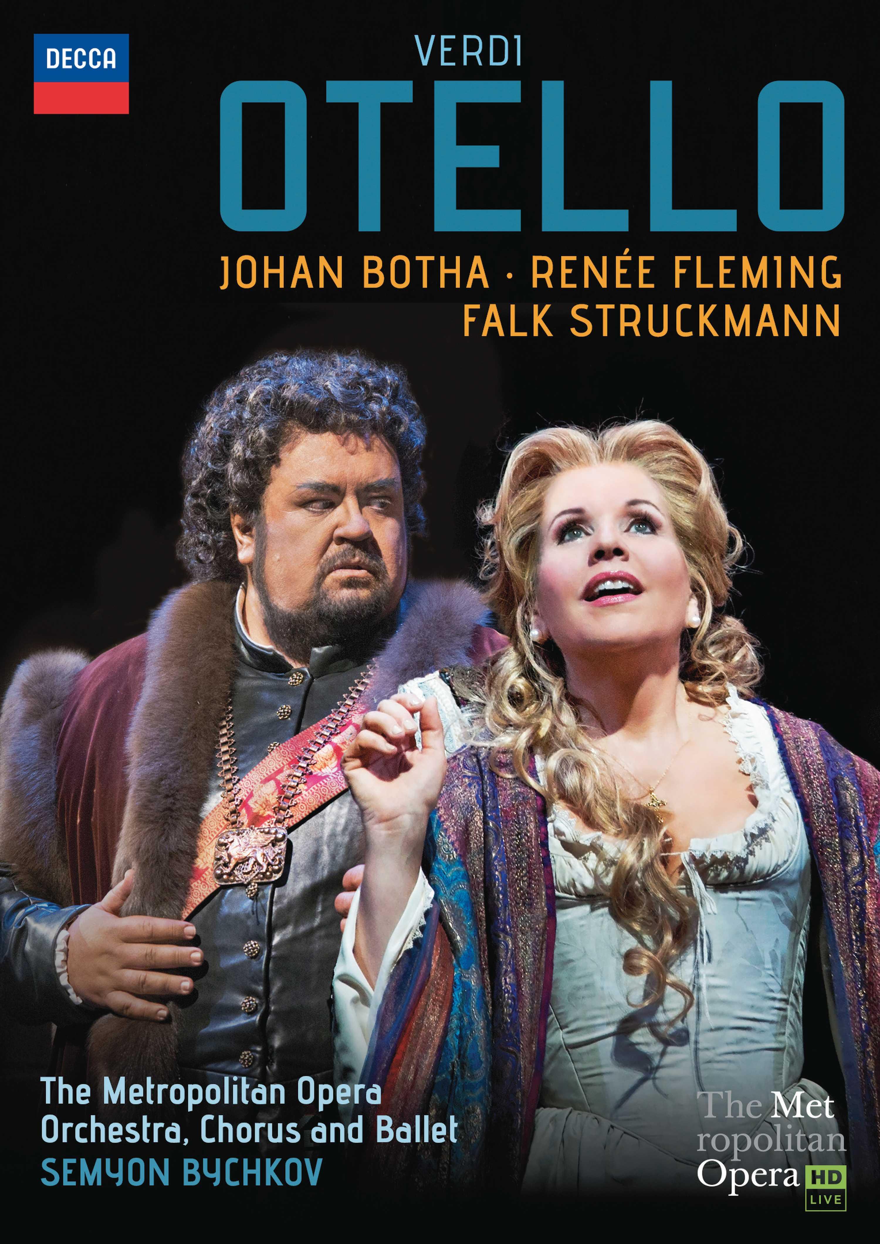 Otello (The Metropolitan Opera) (2012)