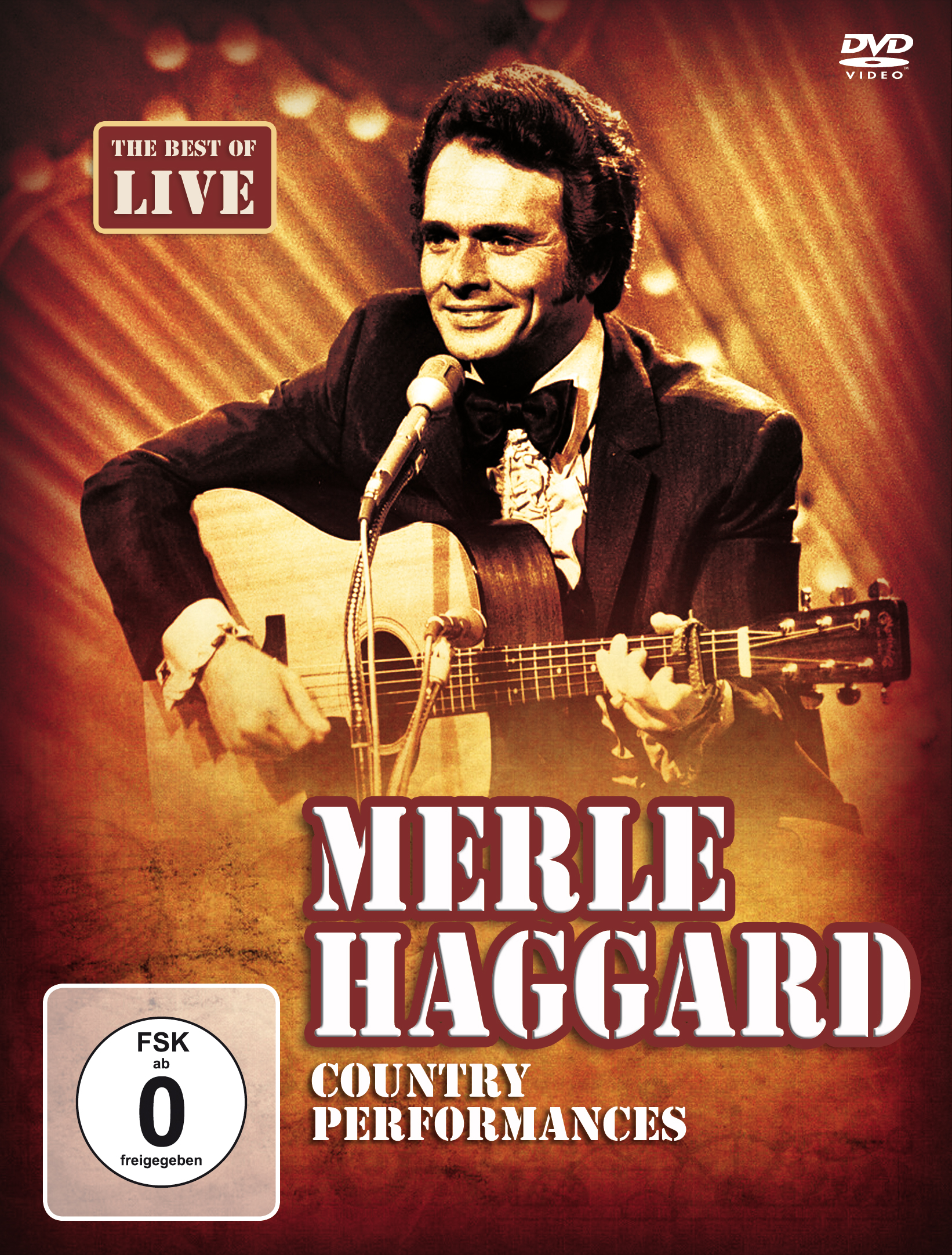 Merle Haggard: Country Perfomances