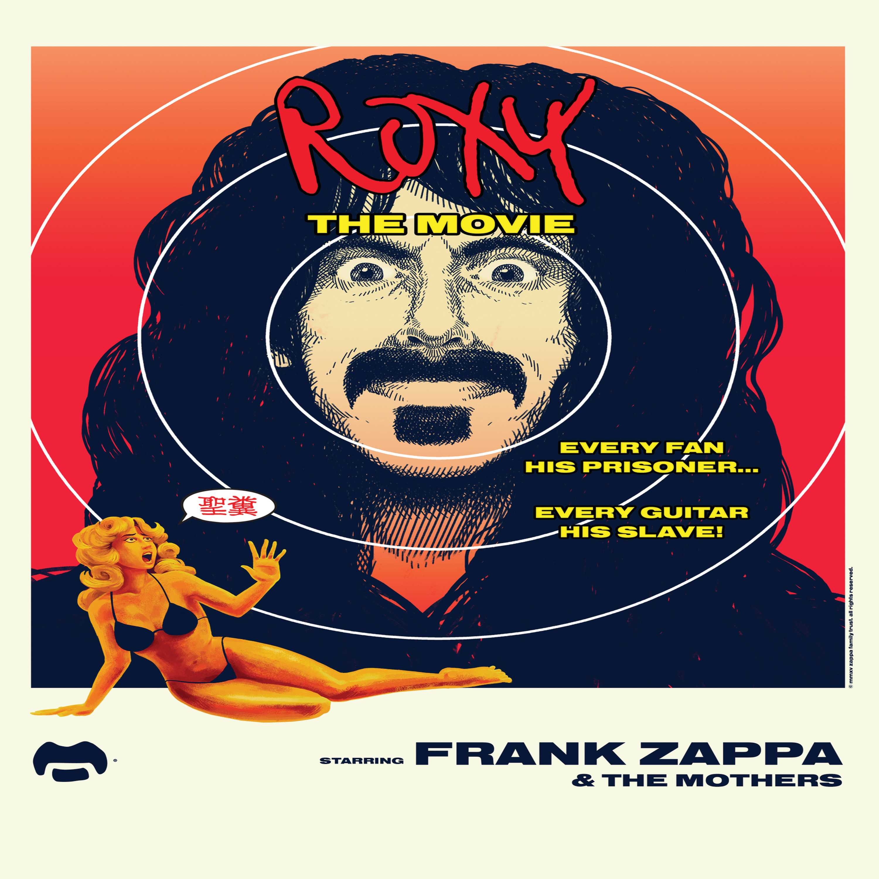 Frank Zappa and the Mothers of Invention: Roxy the Movie