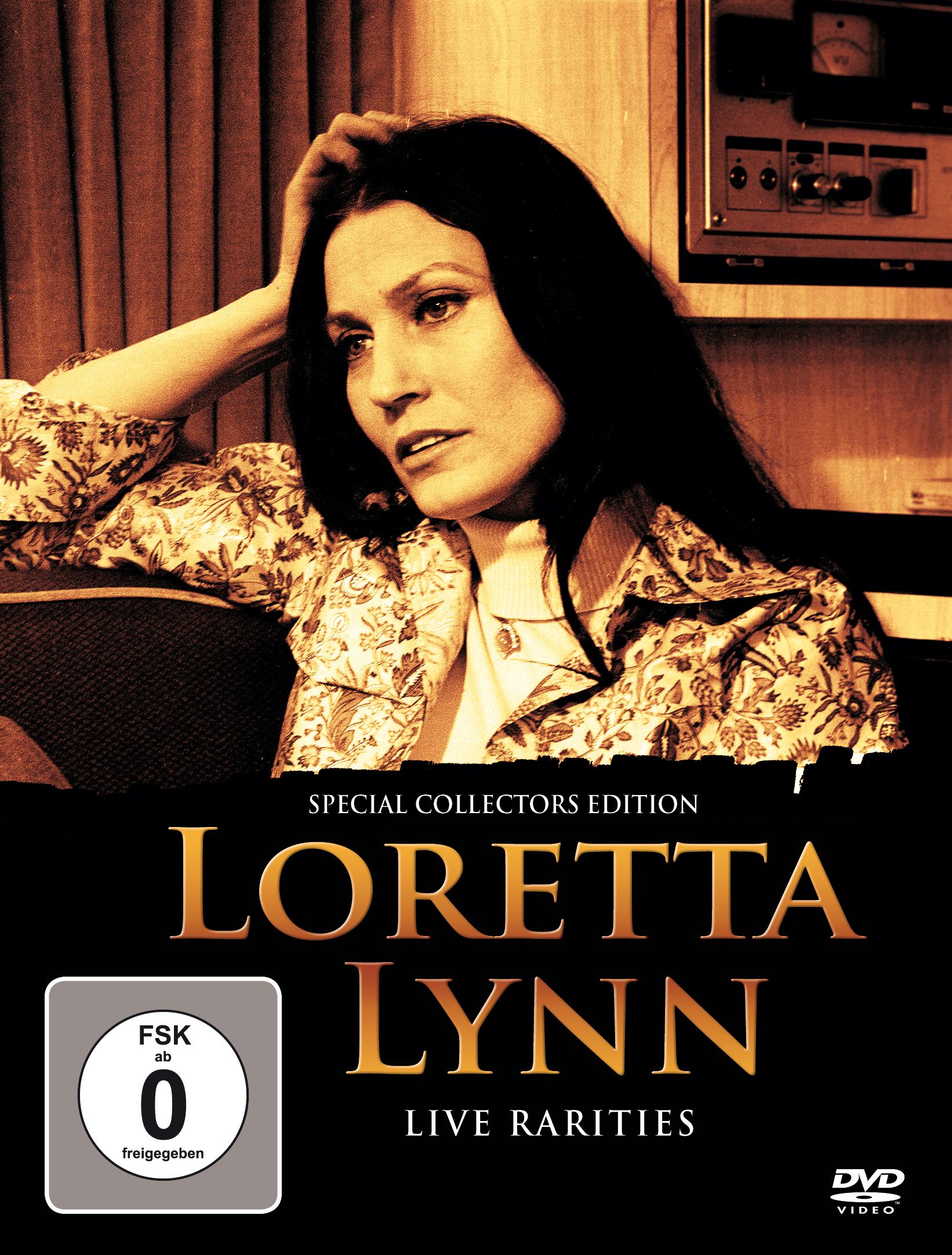 Loretta Lynn: Live Rarities