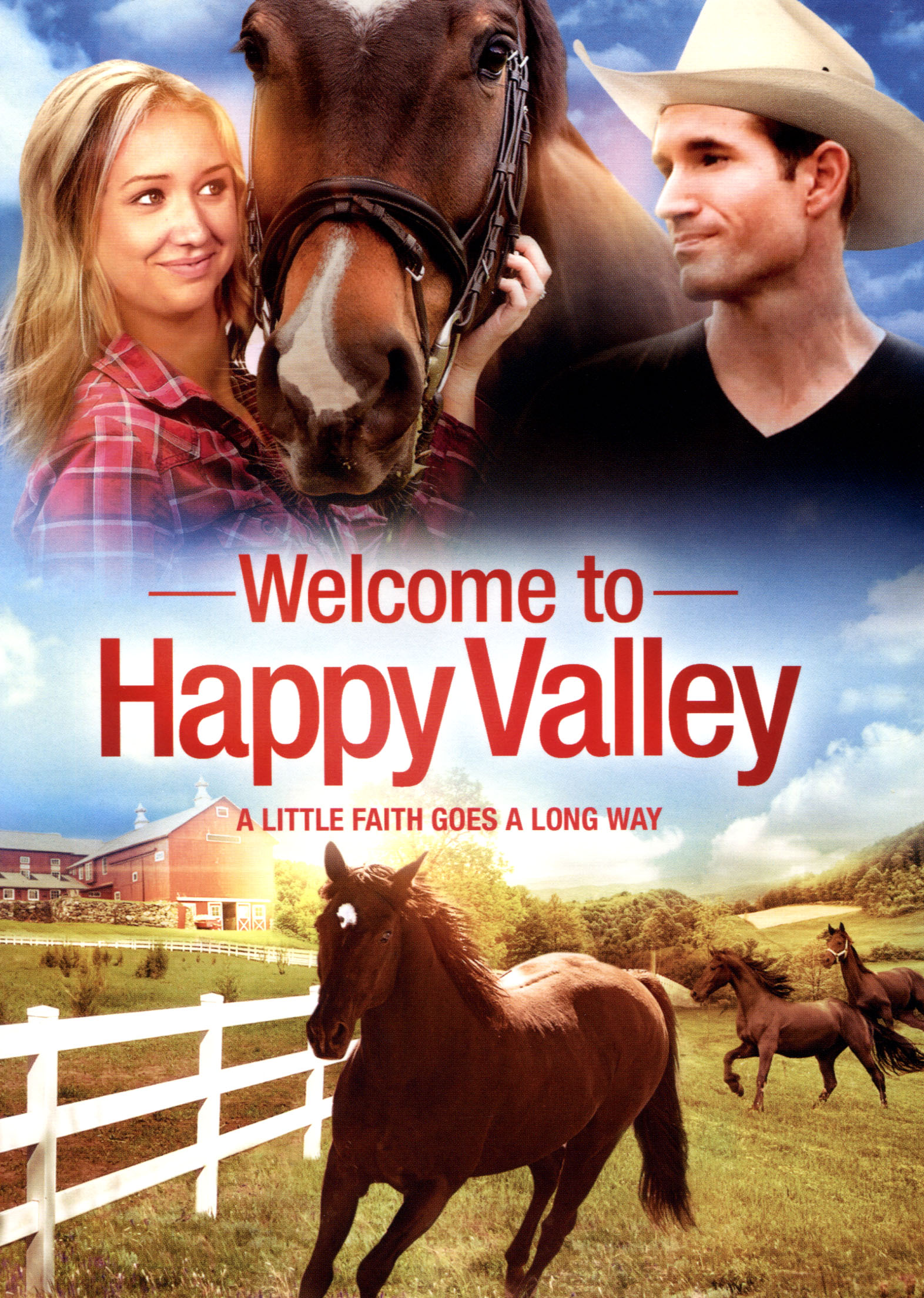 Welcome to Happy Valley