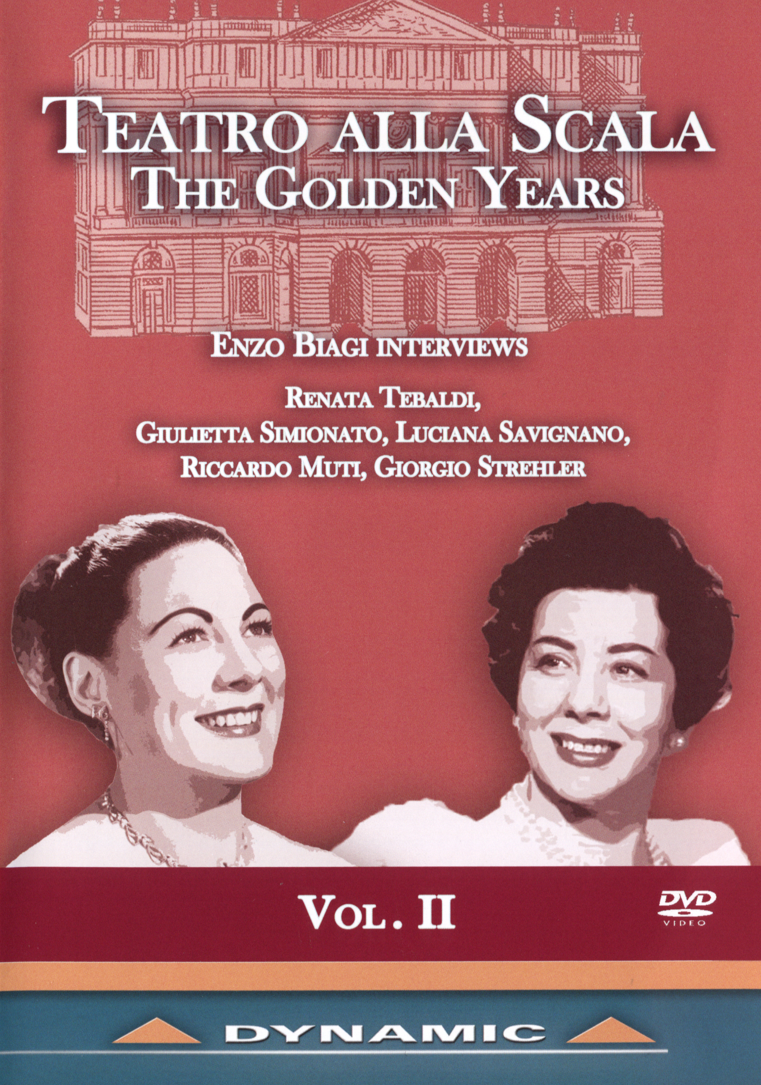 Teatro Alla Scala: The Golden Years - Vol. II
