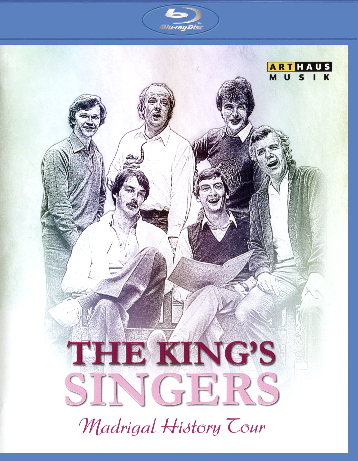 The King's Singers: Madrigal History Tour