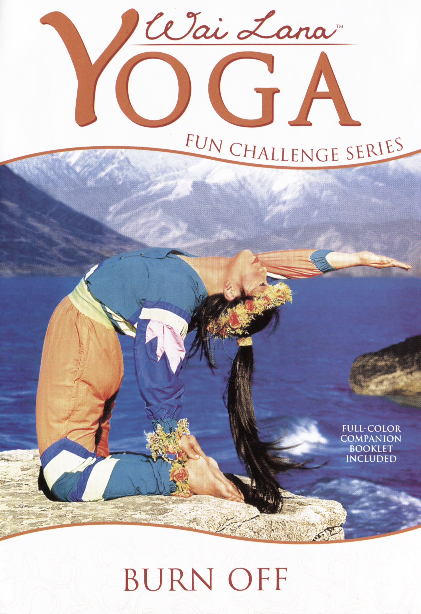 Wai Lana Yoga: Fun Challenge Series - Burn Off