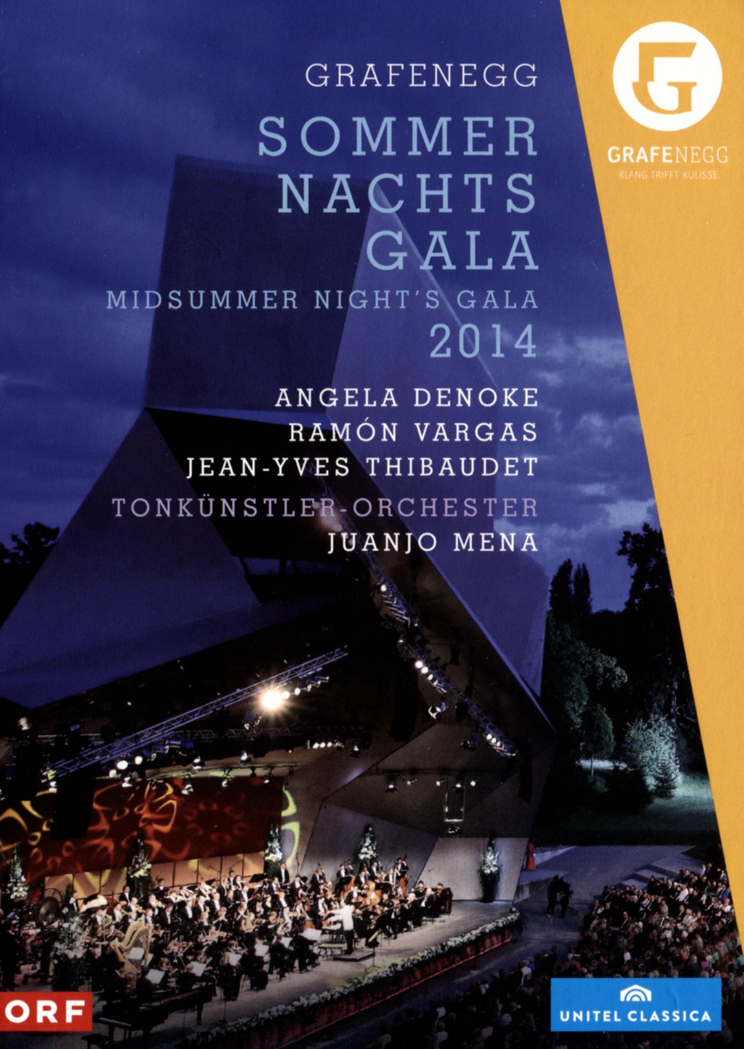 Midsummer Night's Gala 2014 (Grafenegg)