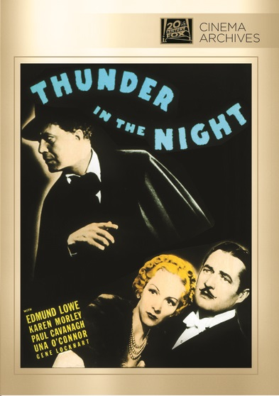 Thunder in the Night
