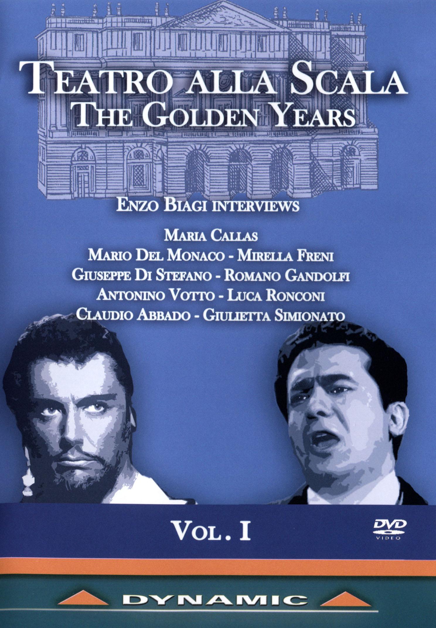 Teatro Alla Scala: The Golden Years - Vol. I