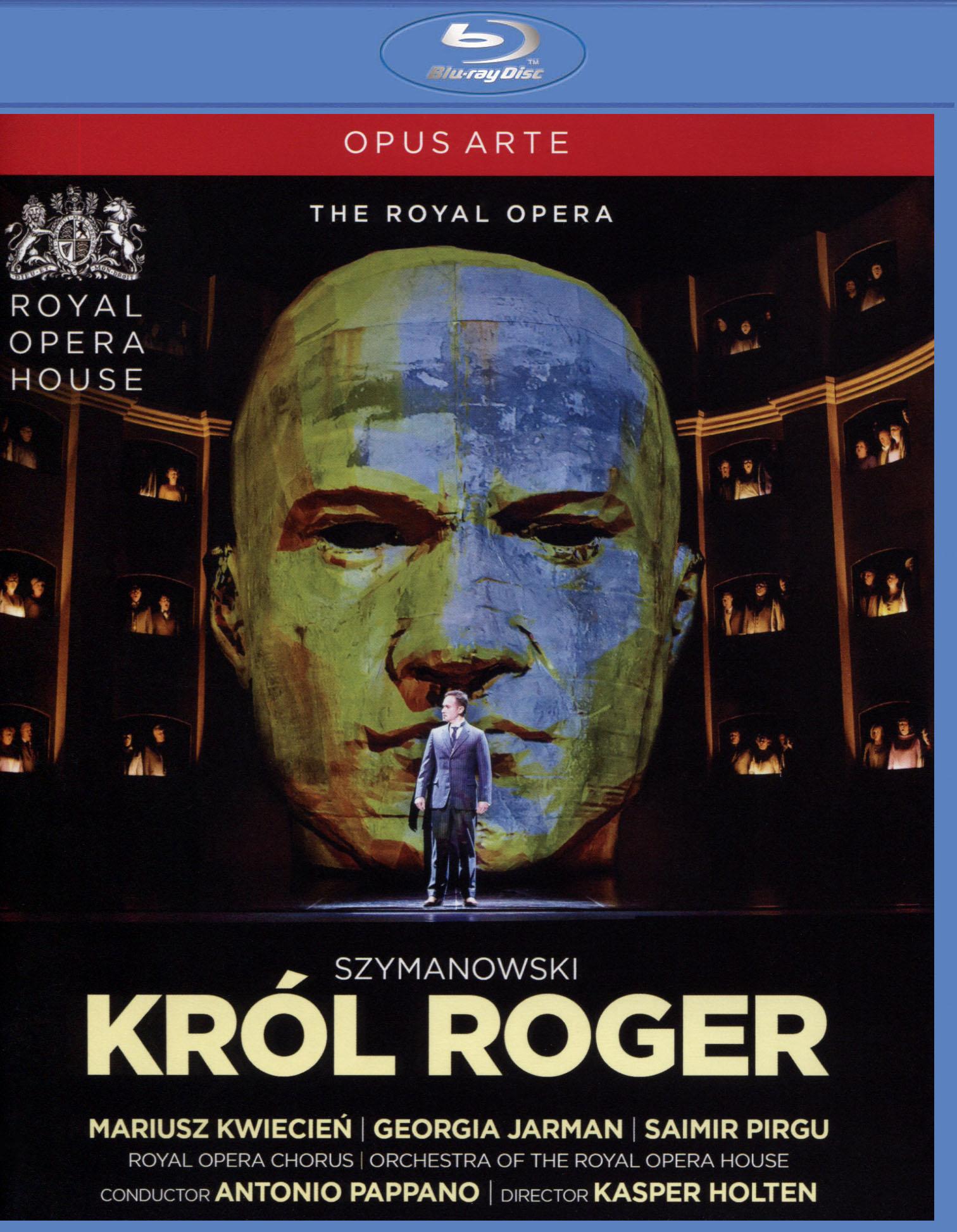 Król Roger (Royal Opera House)