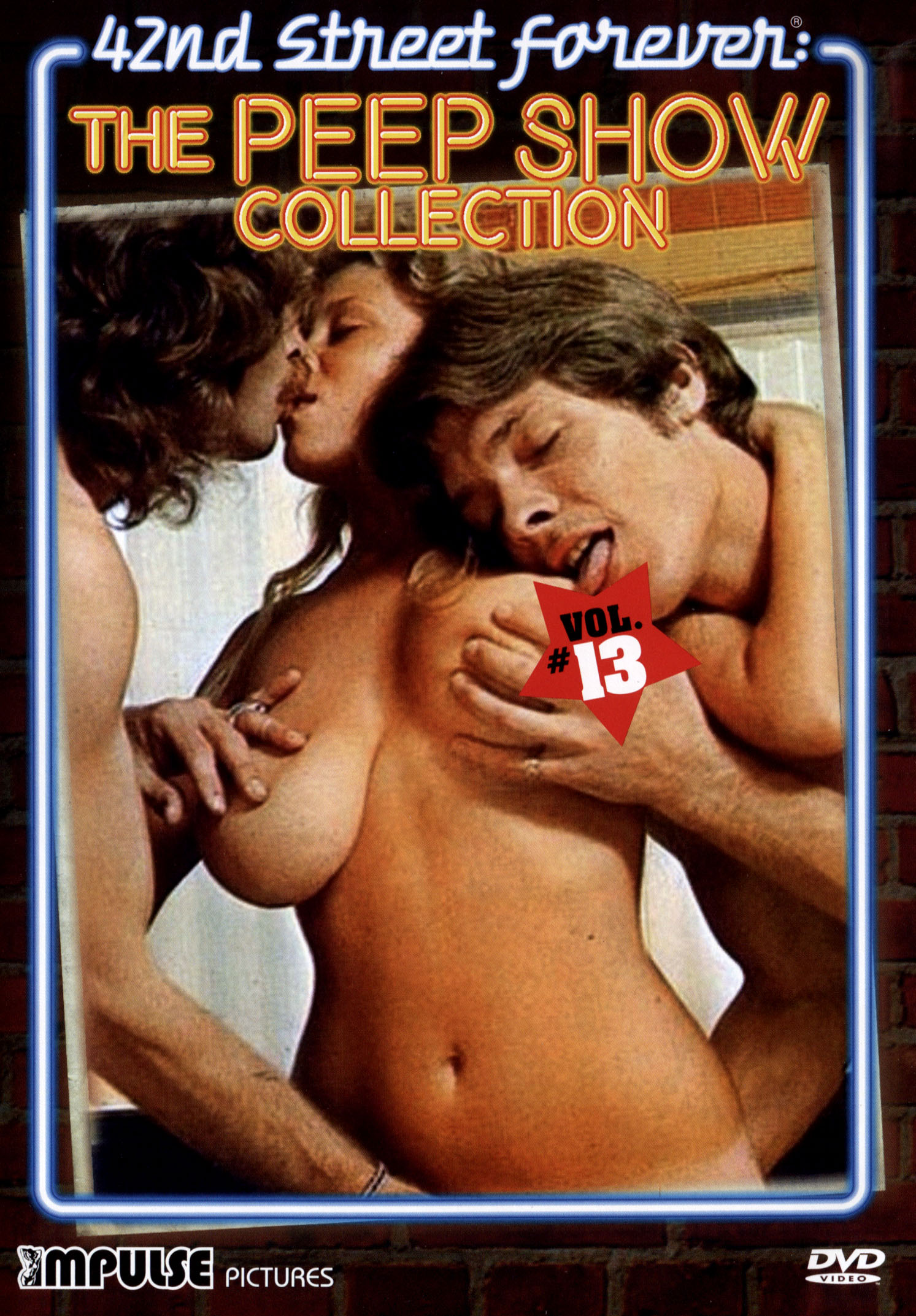42nd Street Forever: The Peep Show Collection, Vol. 13