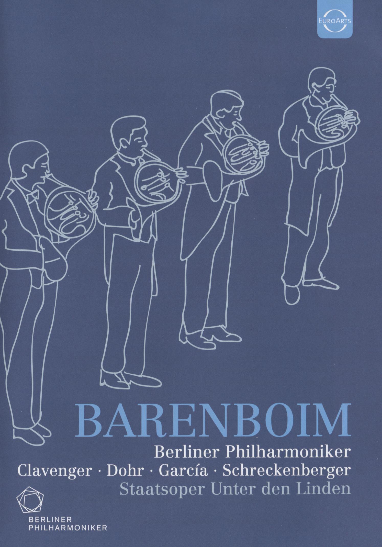 Daniel Barenboim/Berliner Philharmoniker: Staatsoper Unter Den Linden