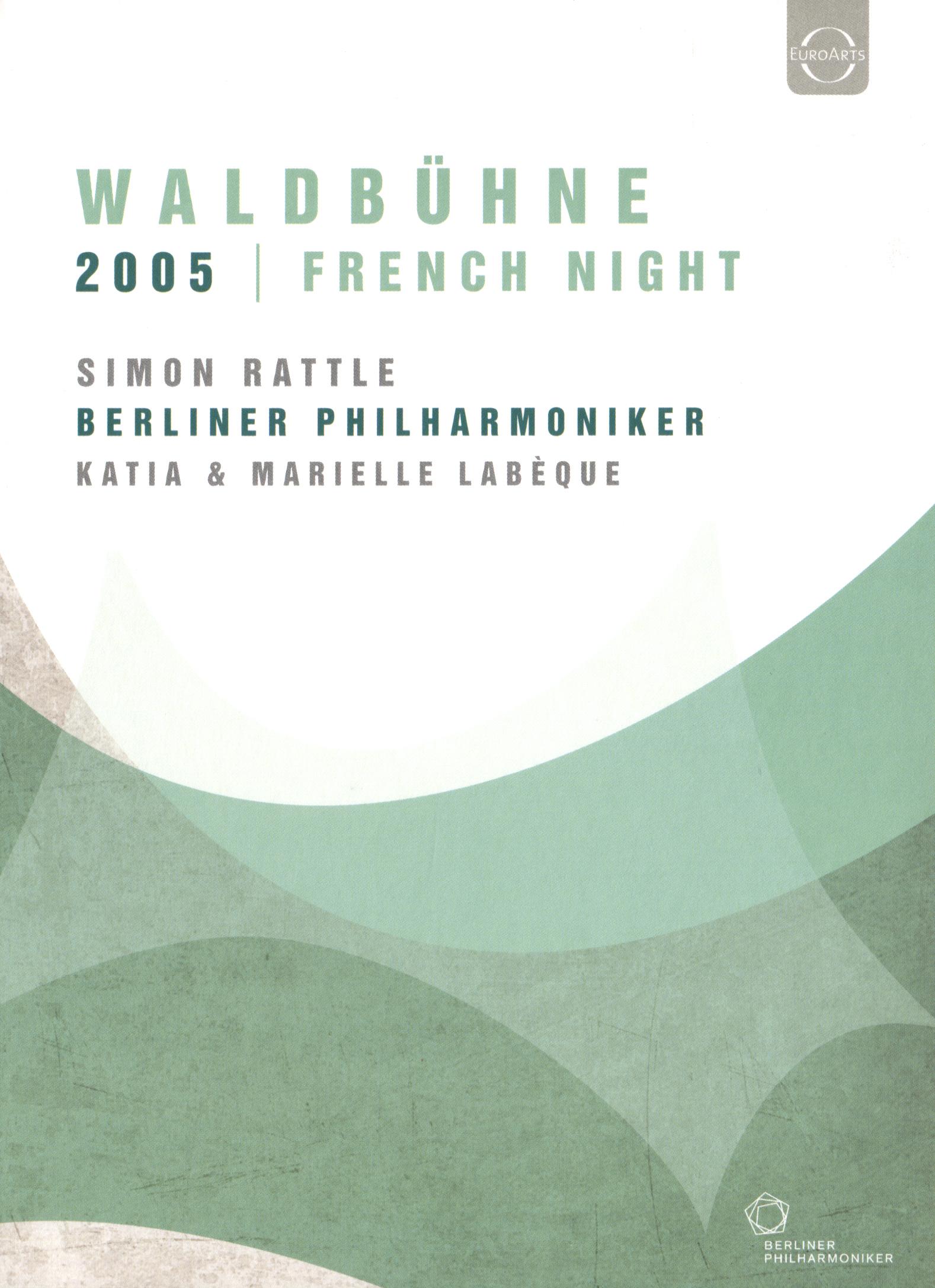 Waldbühne 2005: French Night