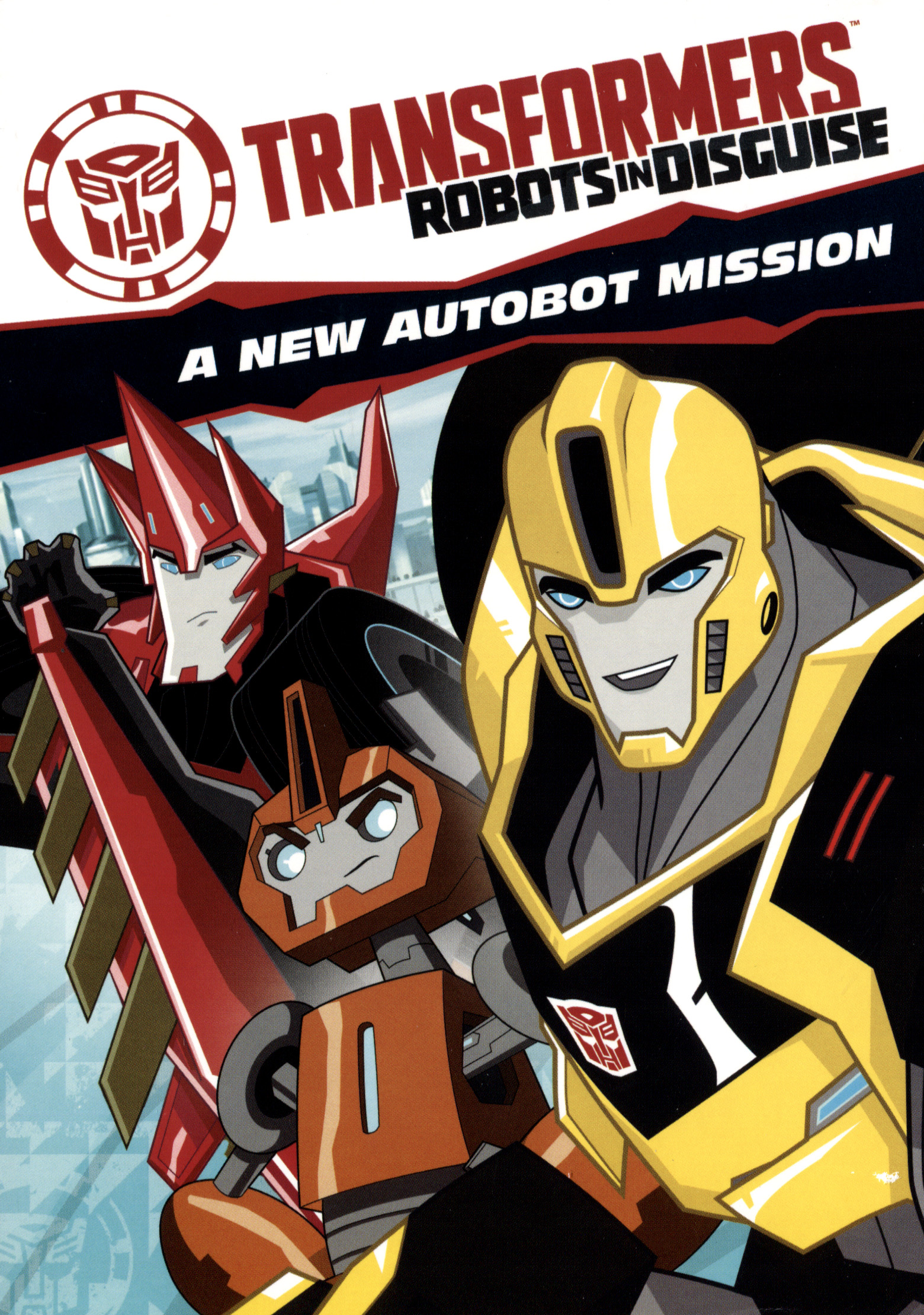 Transformers: Robots in Disguise - A New Autobot Mission