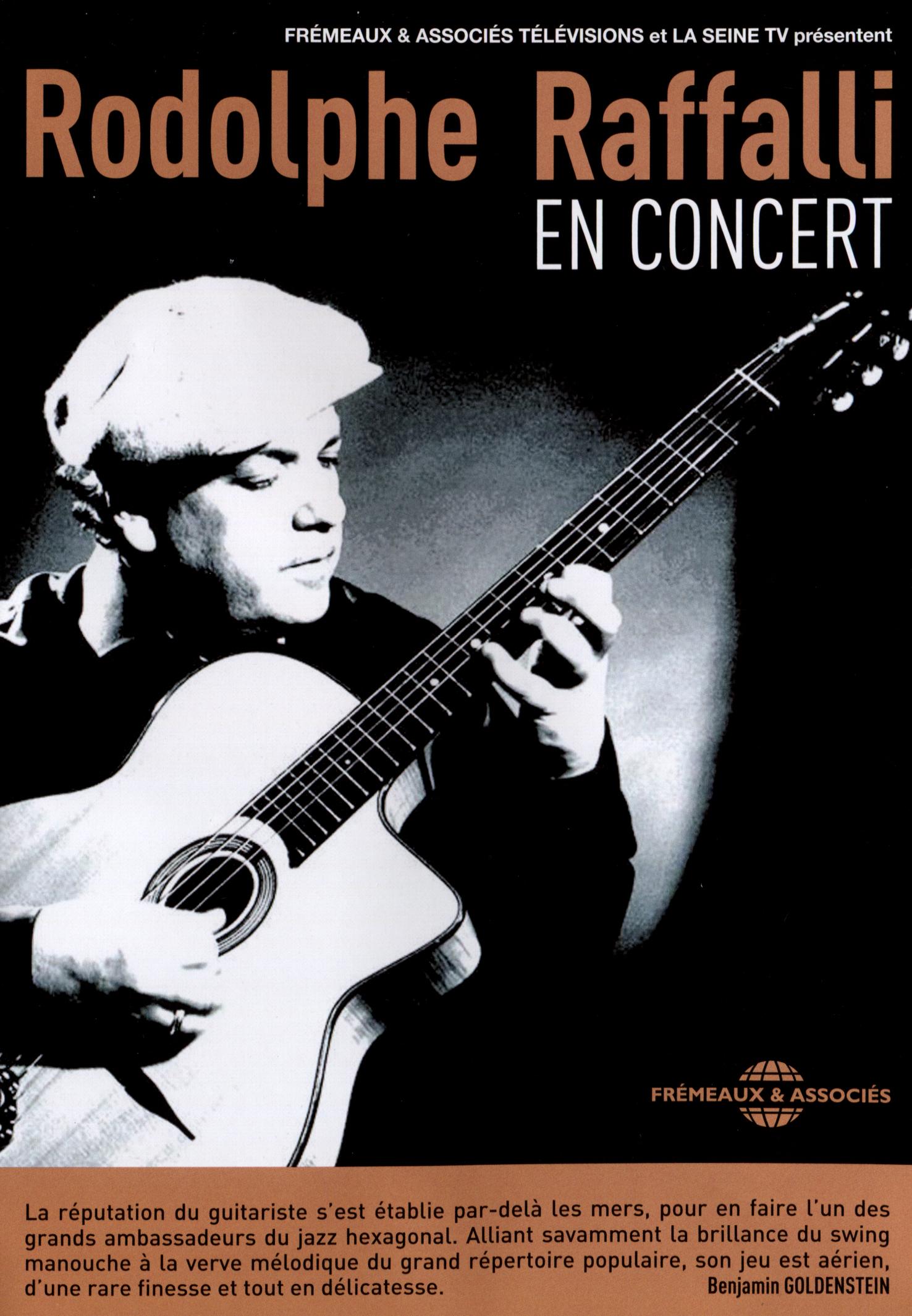 Rodolphe Raffalli: En Concert