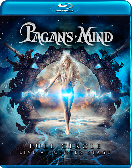 Pagan's Mind: Full Circle - Live at Center Stage