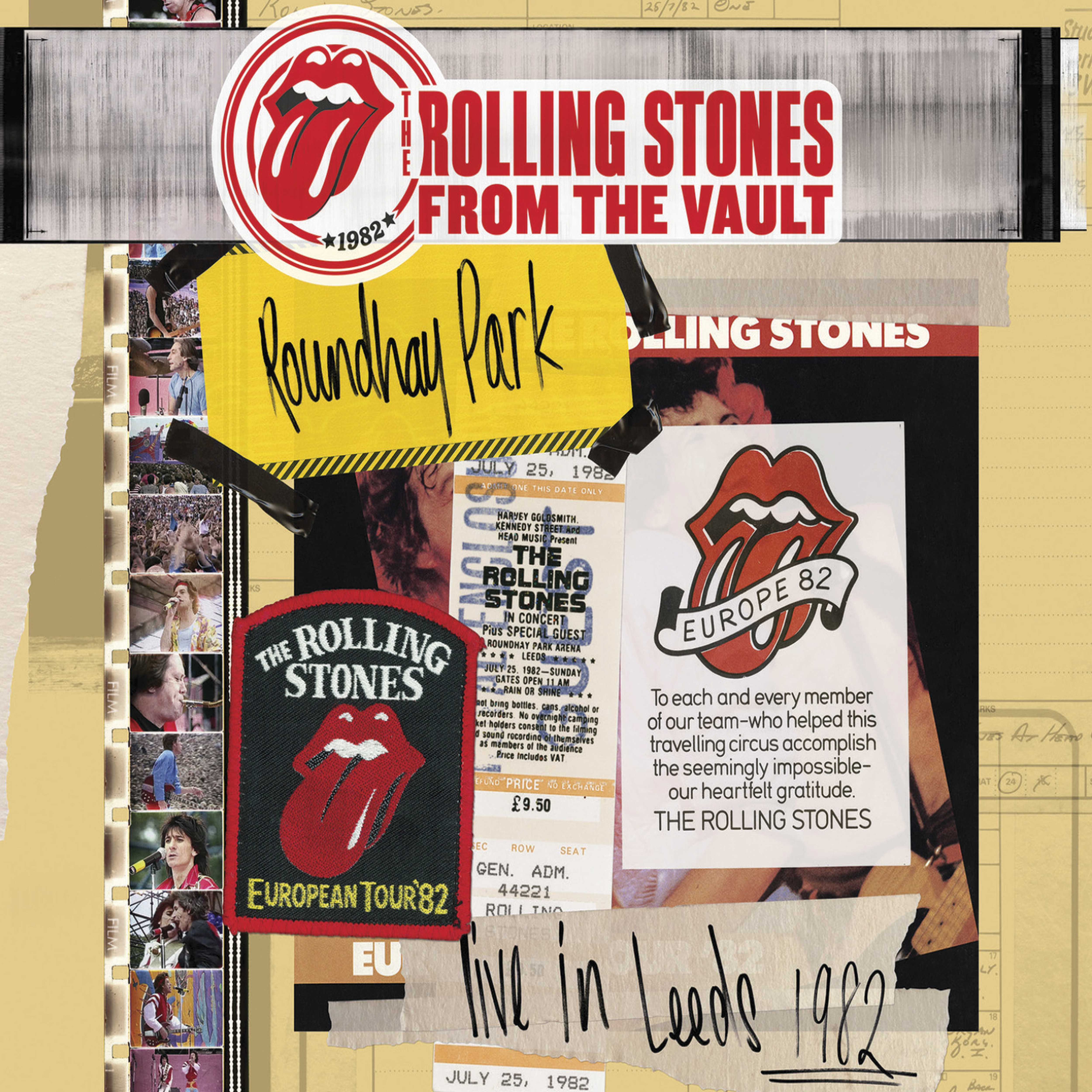 The Rolling Stones: From the Vault - Live in Leeds