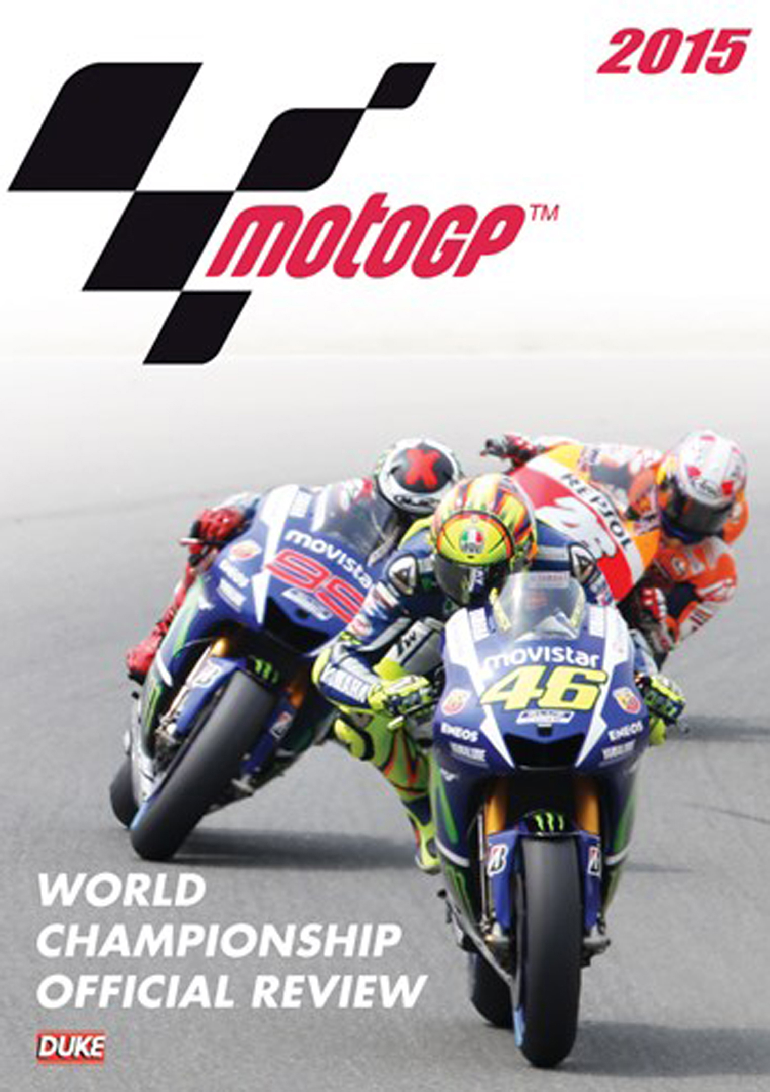 MotoGP: 2015 World Championship Official Review