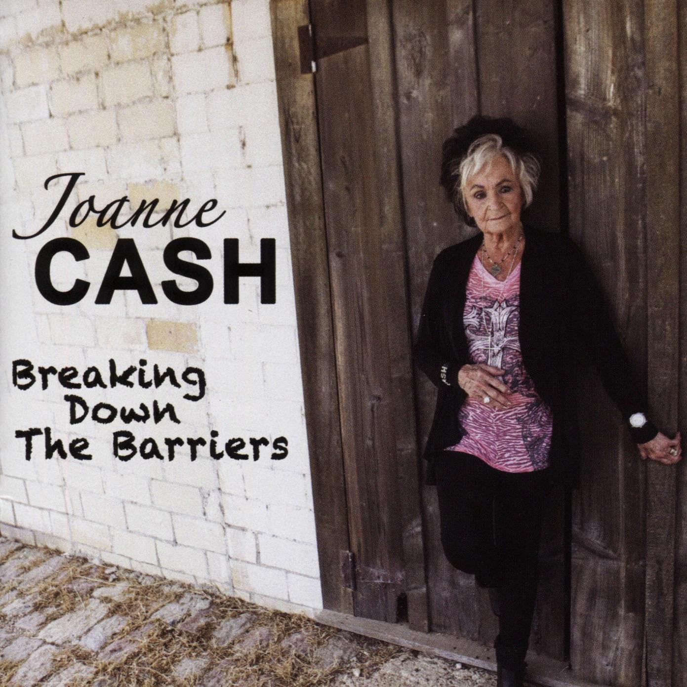 Joanne Cash: Breaking Down the Barriers