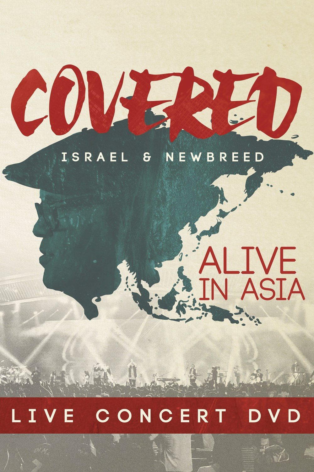 Israel and New Breed: Covered - Alive in Asia
