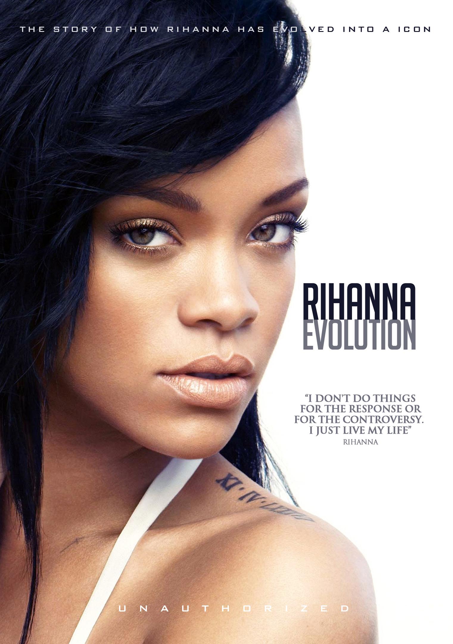 Rihanna: Evolution