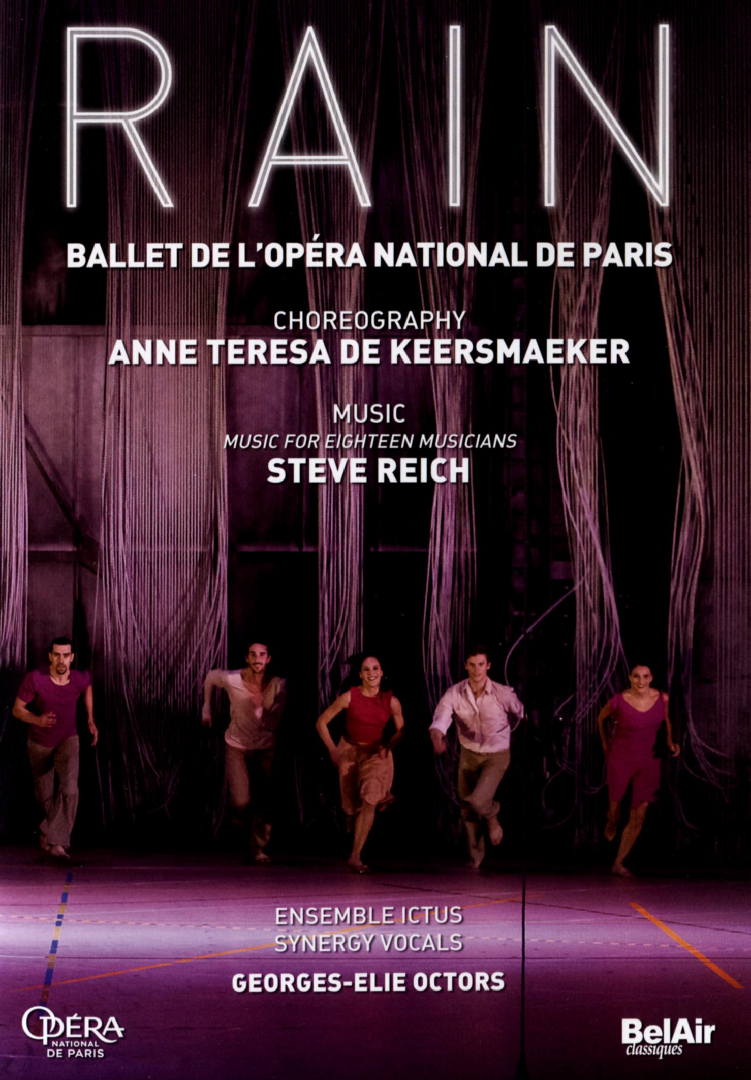 Rain (Ballet de l'Opéra National du Paris)