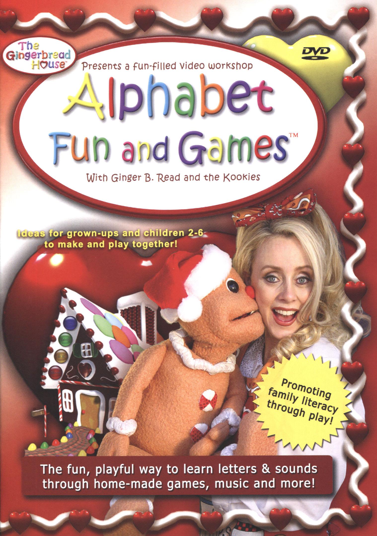 Alphabet Fun and Games