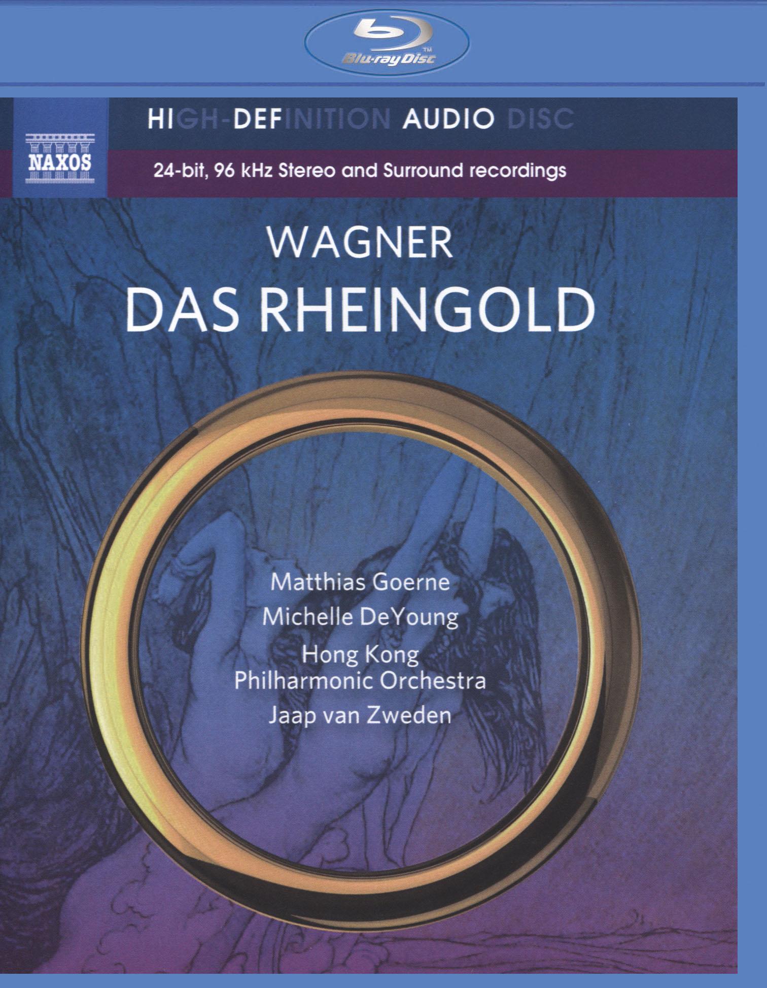 Das Rheingold (Hong Kong Philharmonic Orchestra)