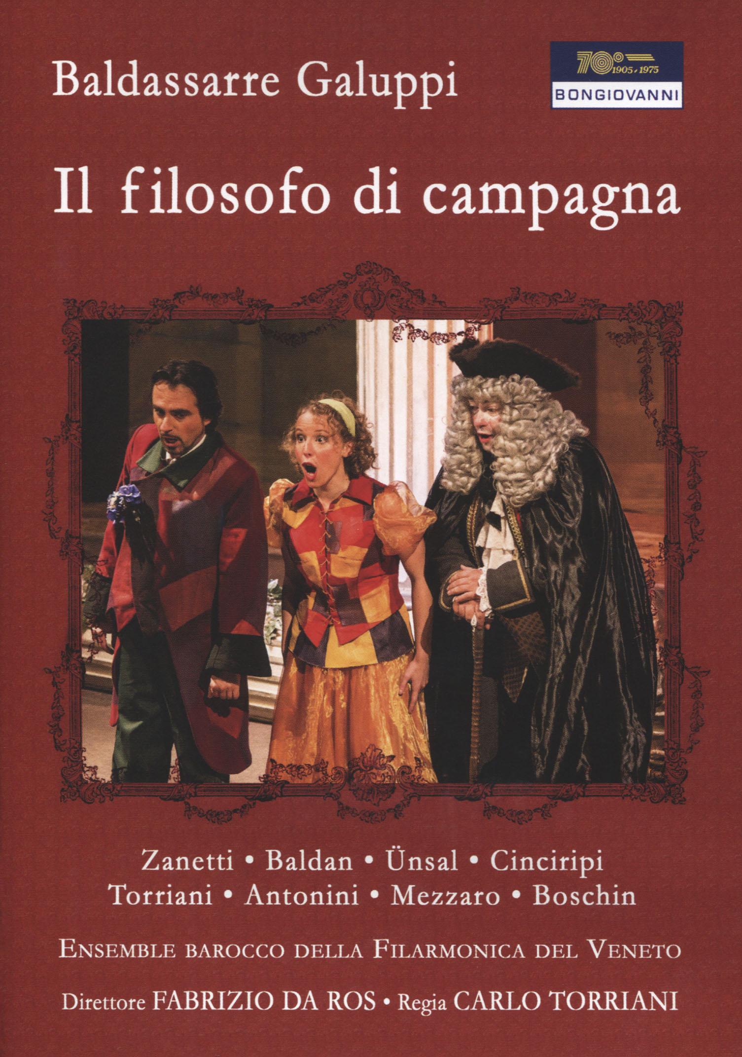 Il Filosofo di Campagna (Teatro Communale)