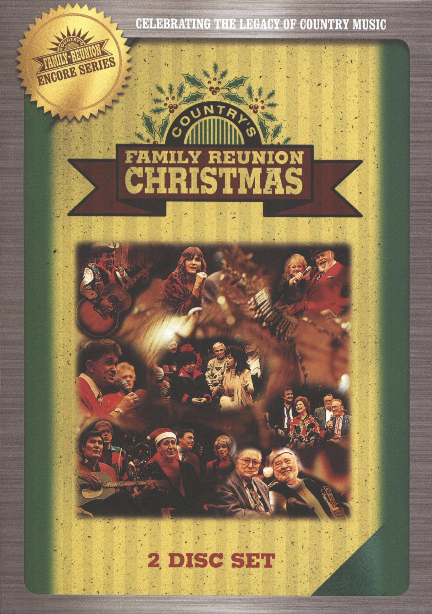 Country's Family Reunion Christmas