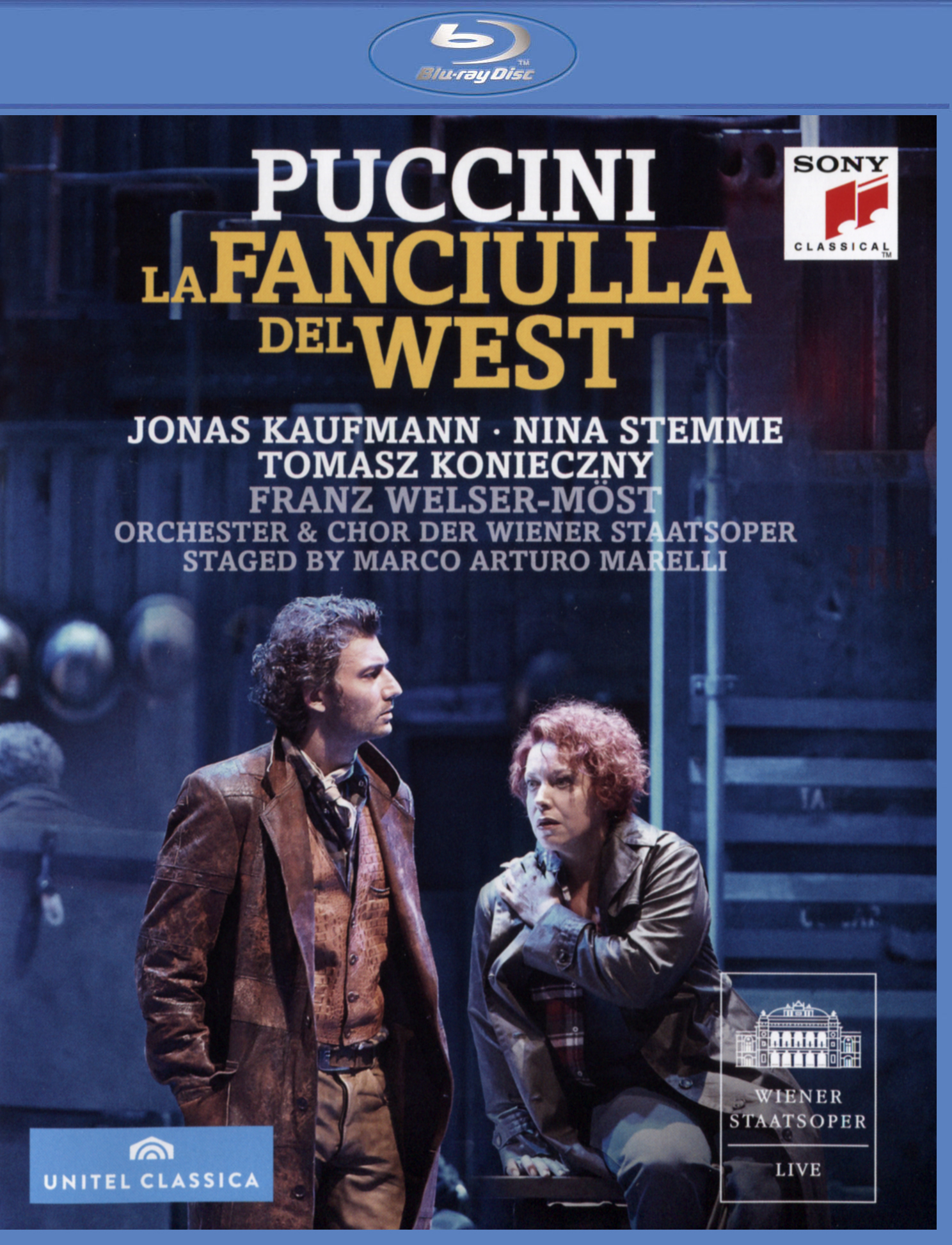 La Fanciulla del West (Wiener Staatsoper)