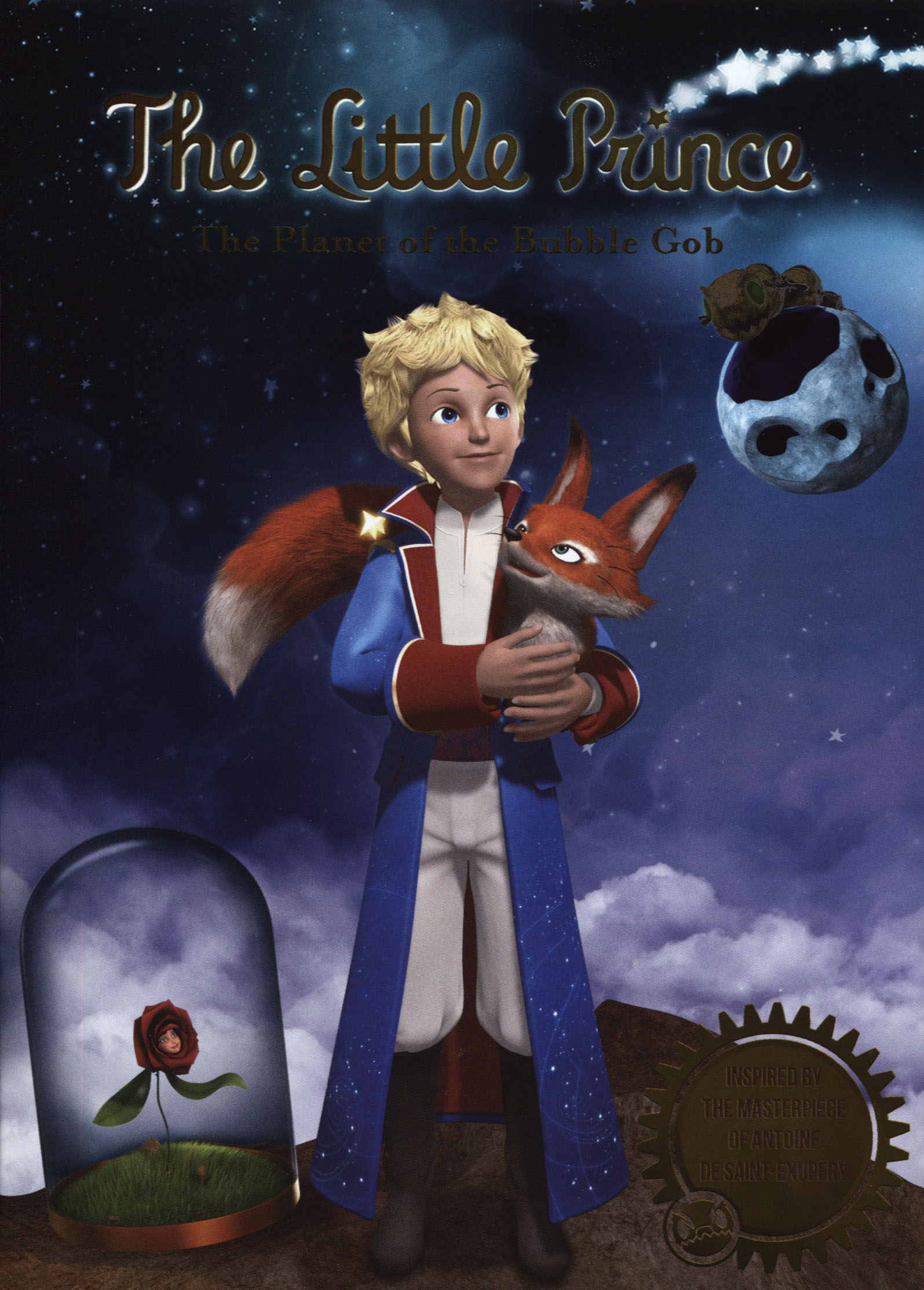 The Little Prince: The Planet of Bubble Gob