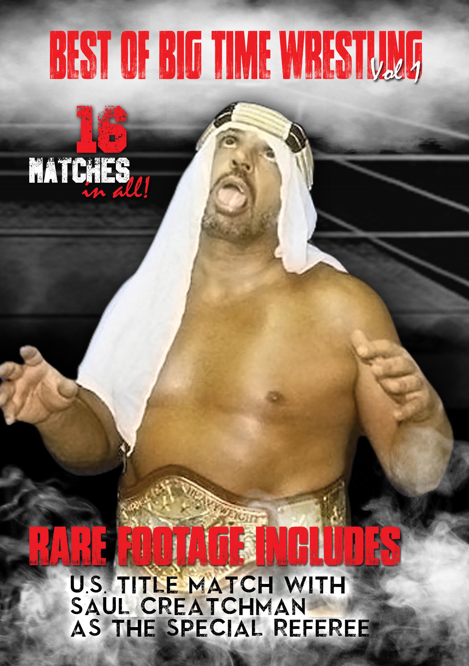 Best of Big Time Wrestling: Vol. 1
