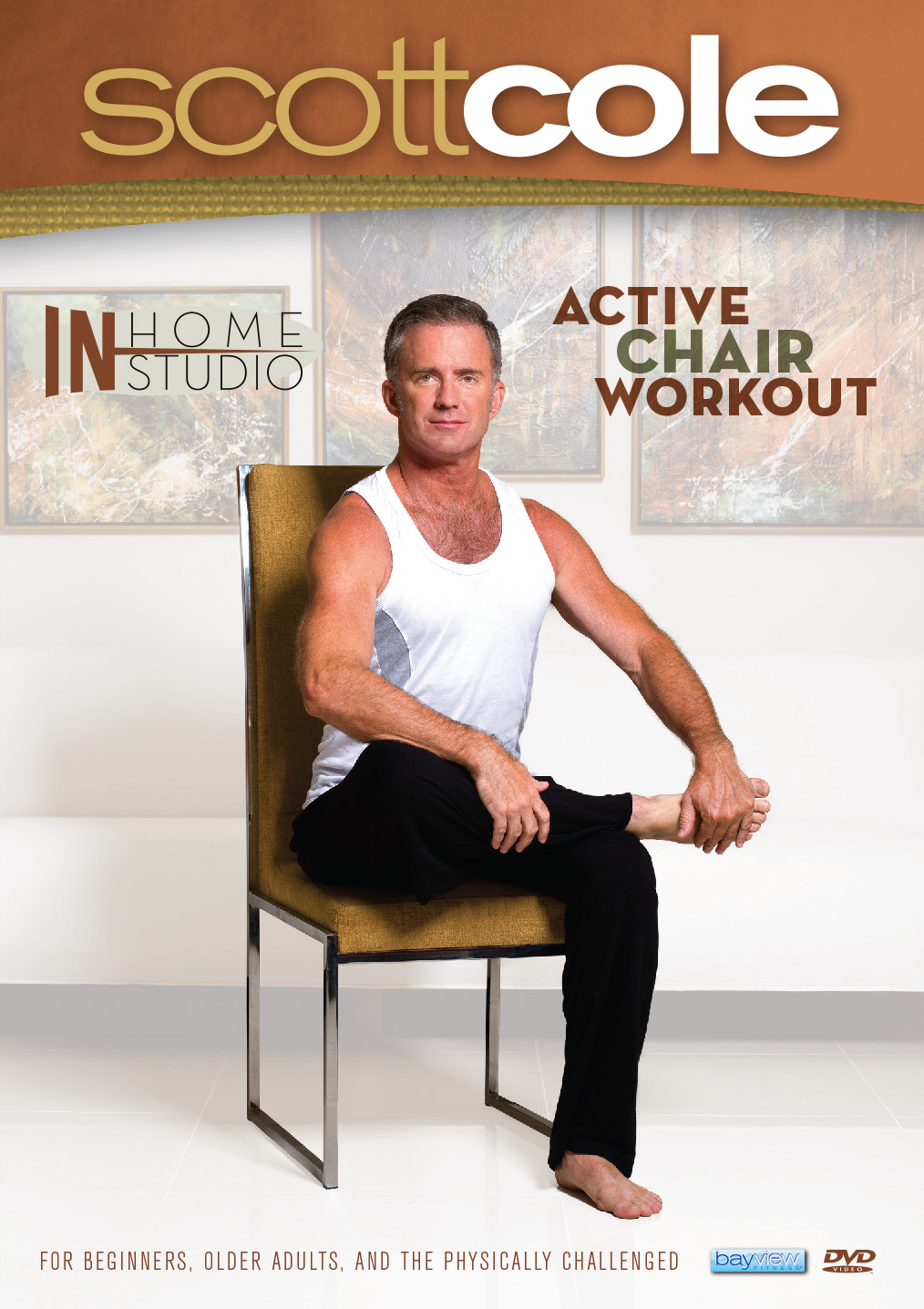Scott Cole: In Home/In Studio - Active Chair Workout