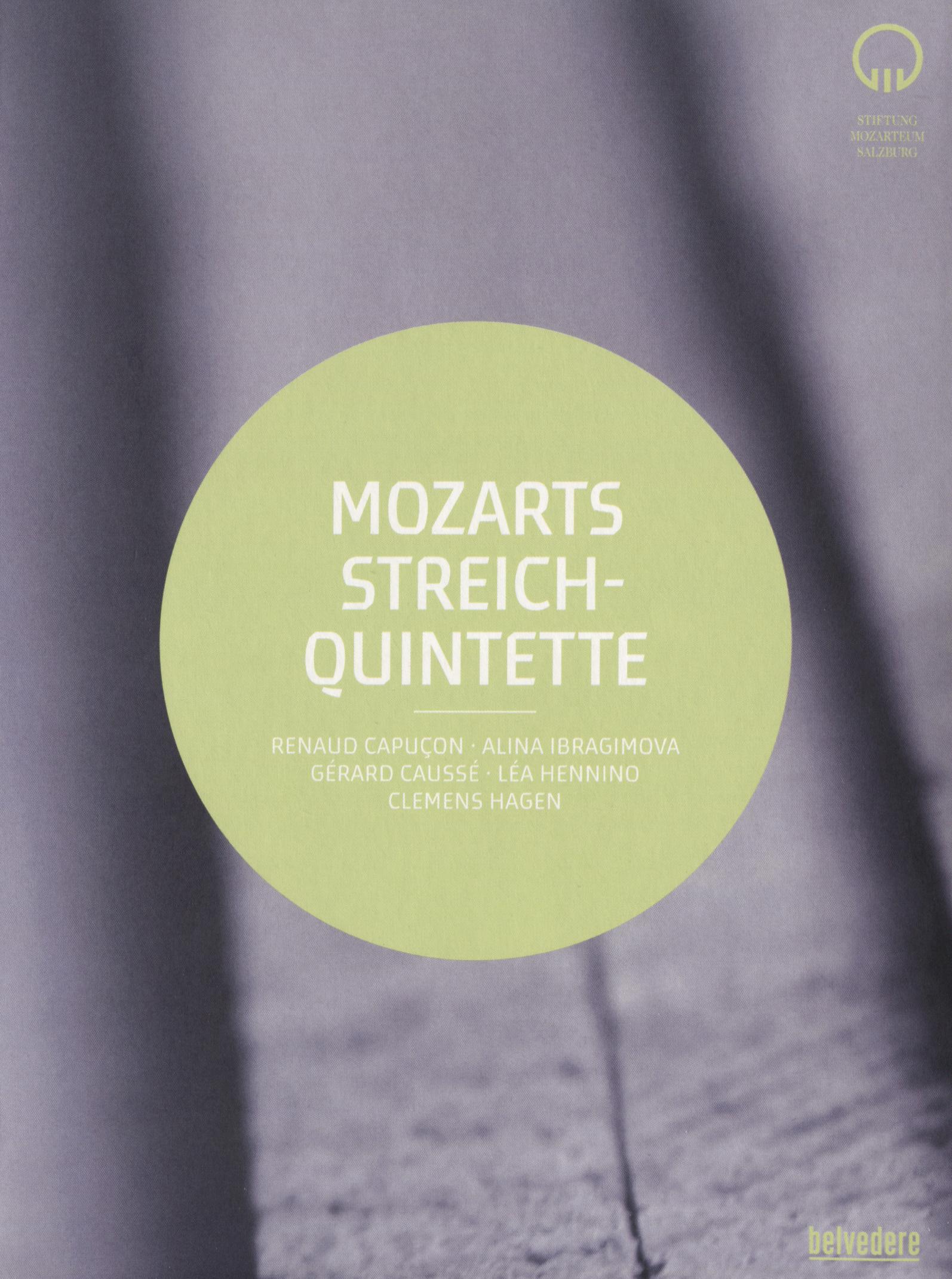 Mozarts Streichquintette