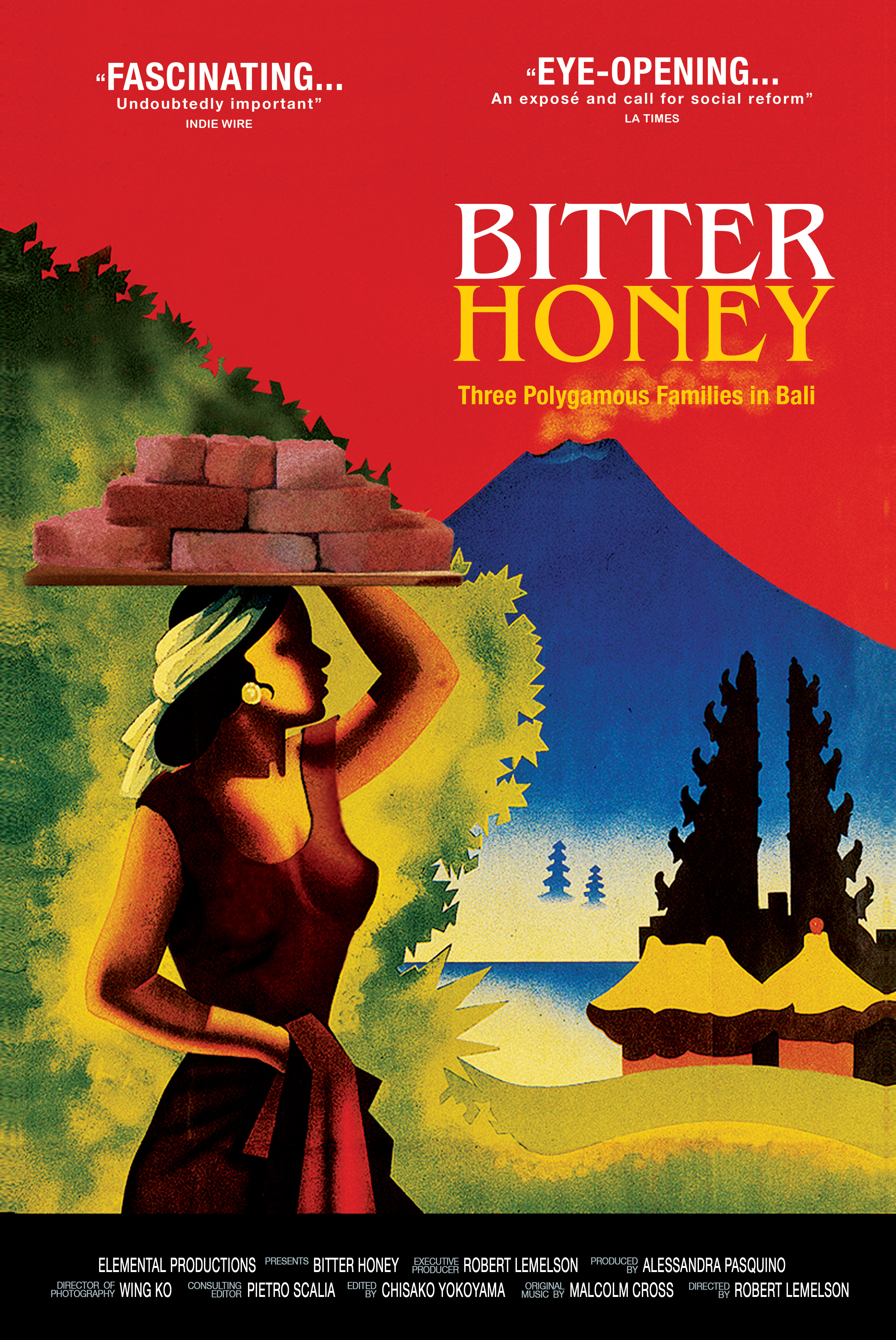 Bitter Honey (2014)