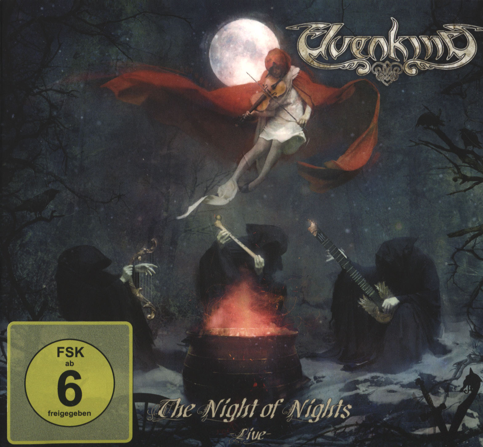 Elvenking: The Night of Nights - Live
