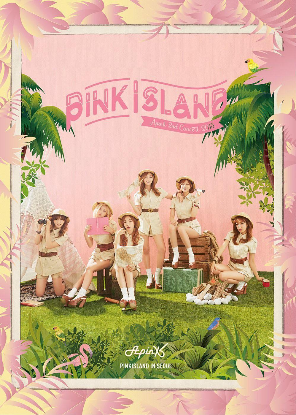 Apink: Pink Island - 2nd Concert