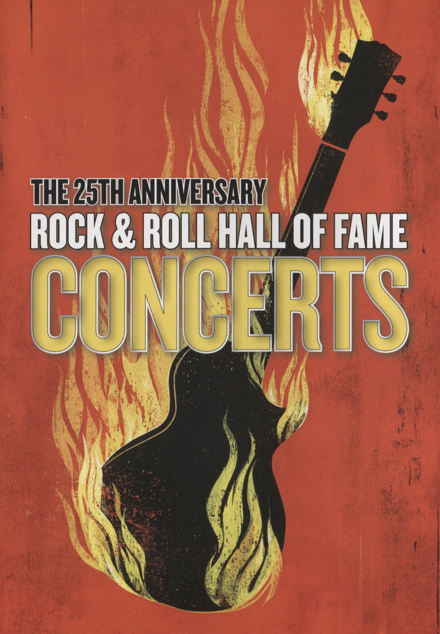The 25th Anniversary Rock & Roll Hall of Fame Concerts - 28 Performances