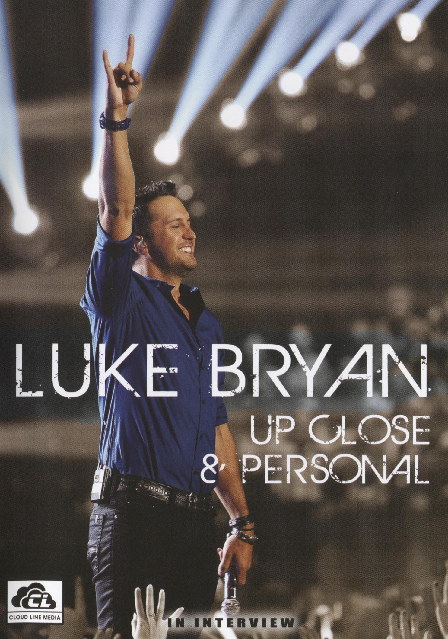Luke Bryan: Up Close and Personal