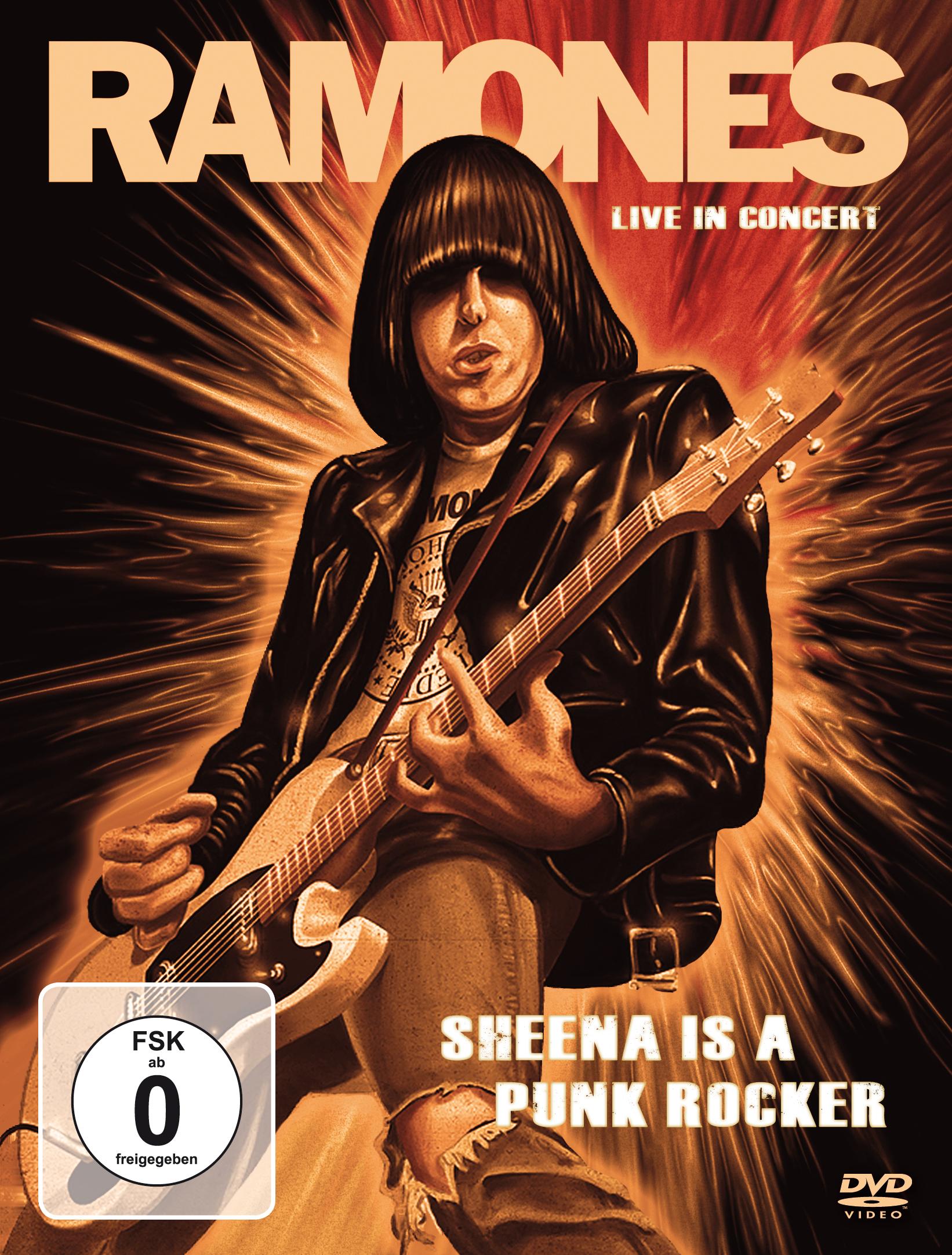 Ramones: Live in Concert - Sheena Is a Punk Rocker