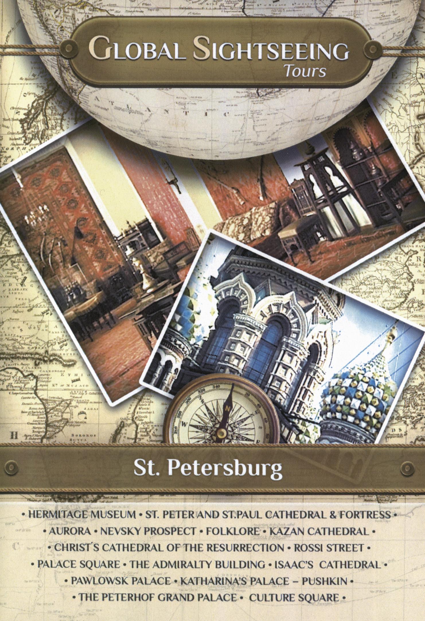 Global Sightseeing Tours: St. Petersburg