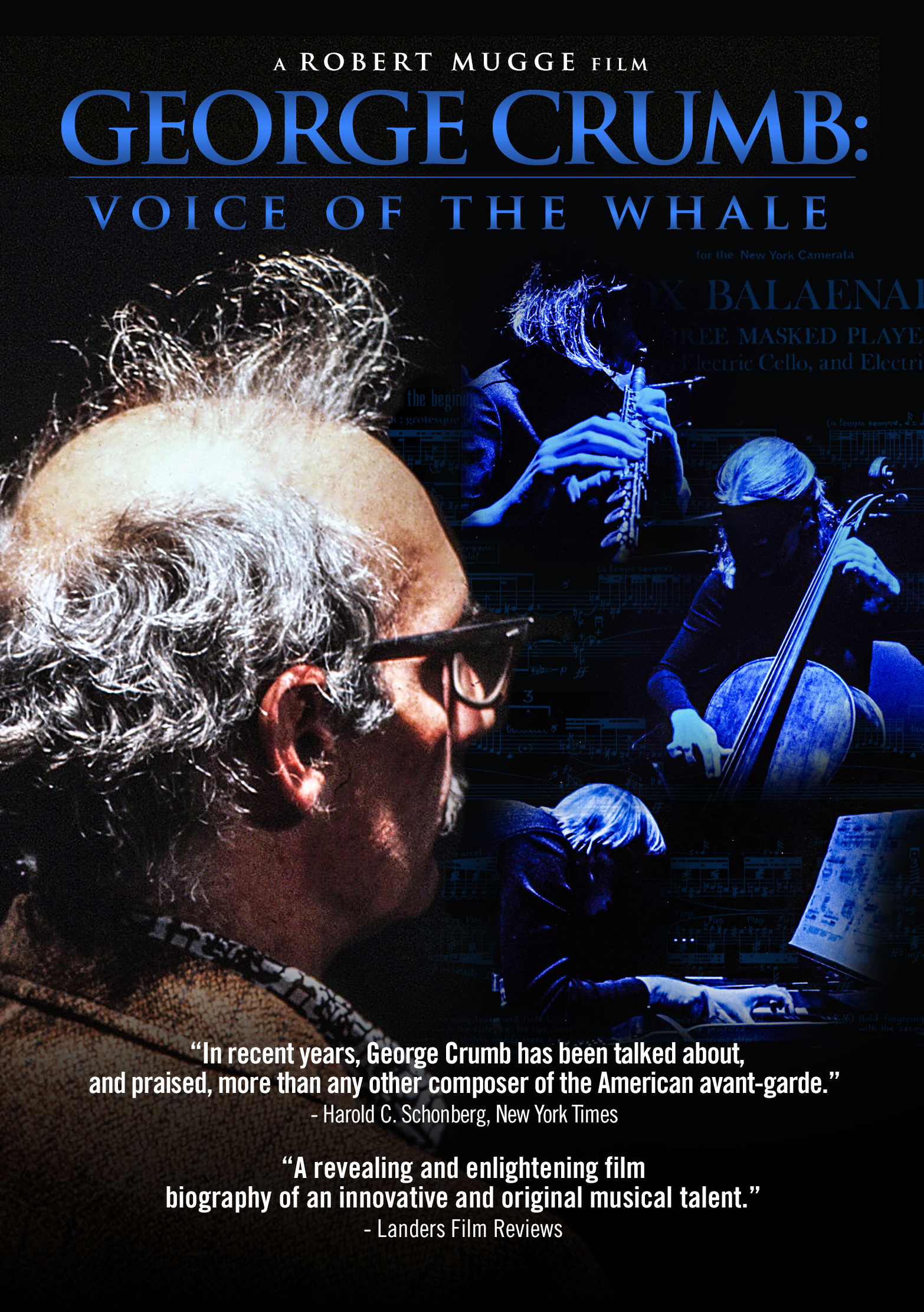 George Crumb: The Voice of the Whale